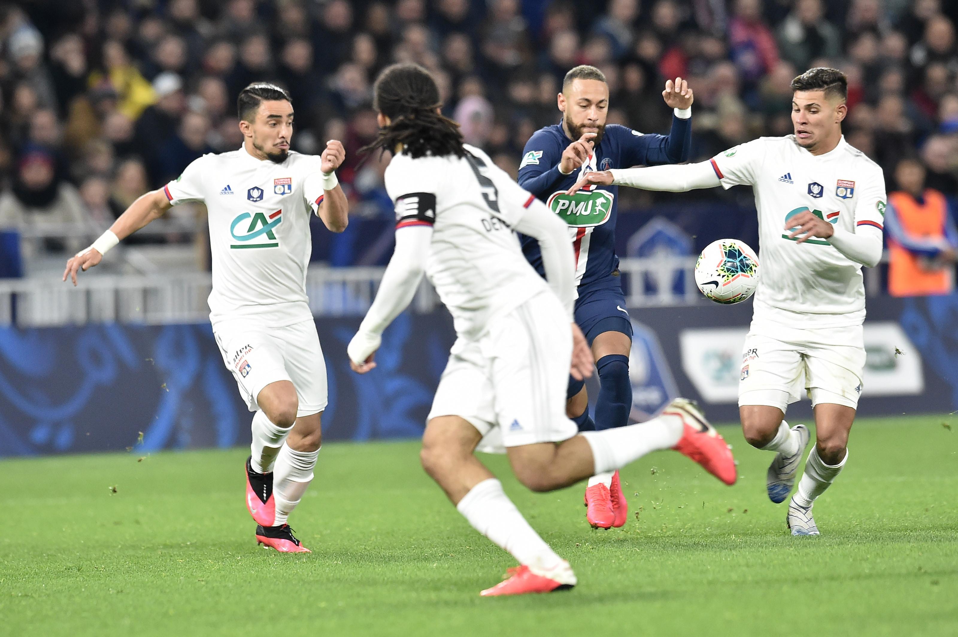 Football - Coupe de France - OL-PSG: «On en prend 5, mais on n'a pas démérité»
