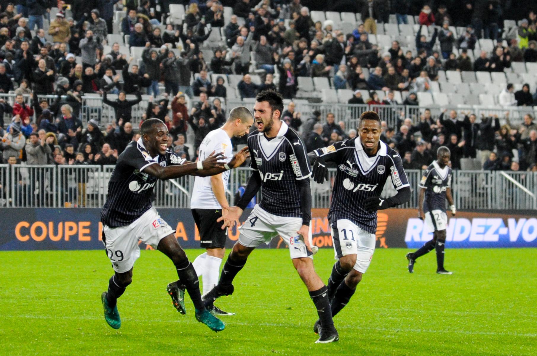 Football - Coupe de France - Bordeaux-Lorient : De nouvelles ambitions pour les Girondins ?