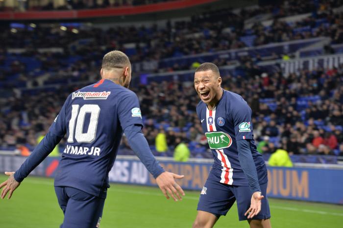 Football - Coupe de France - «But Maradonien», « Ruvre d'art», le but de Mbappé éblouit le monde