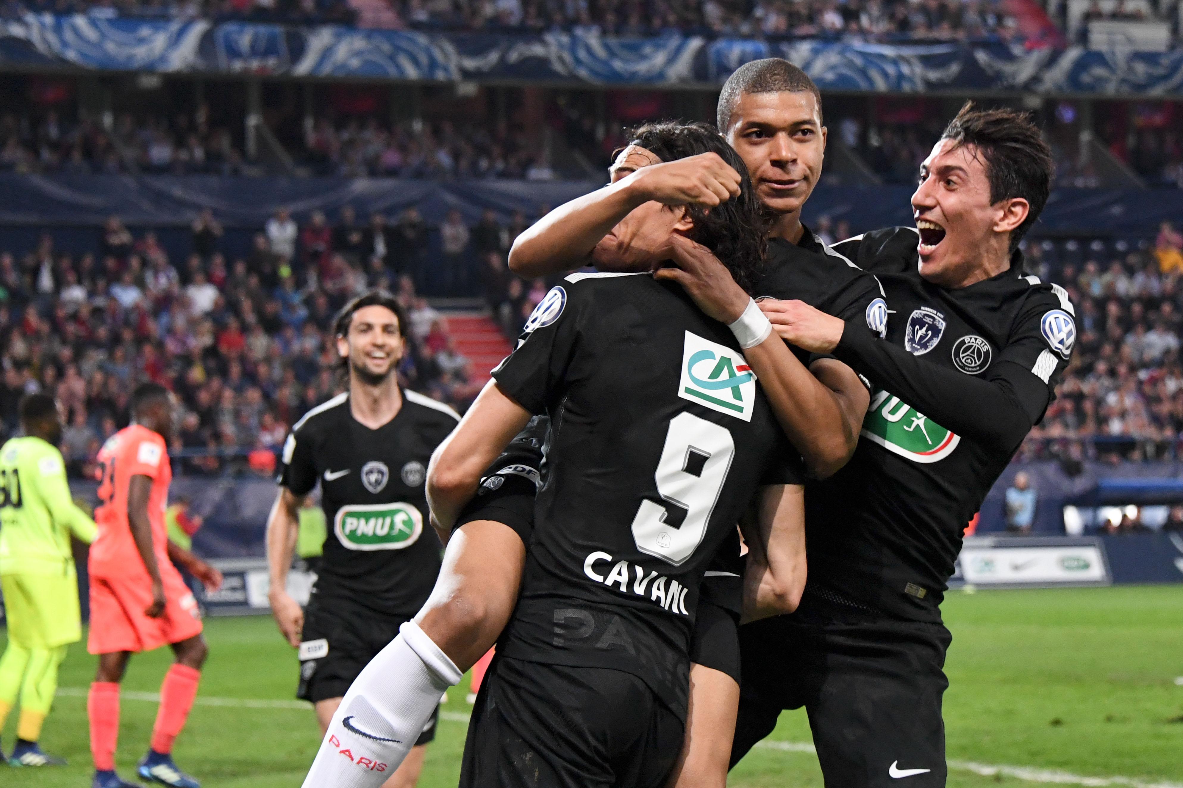 Football - Coupe de France - Caen-PSG : Coups de cœur/Coups de griffe de notre envoyé spécial