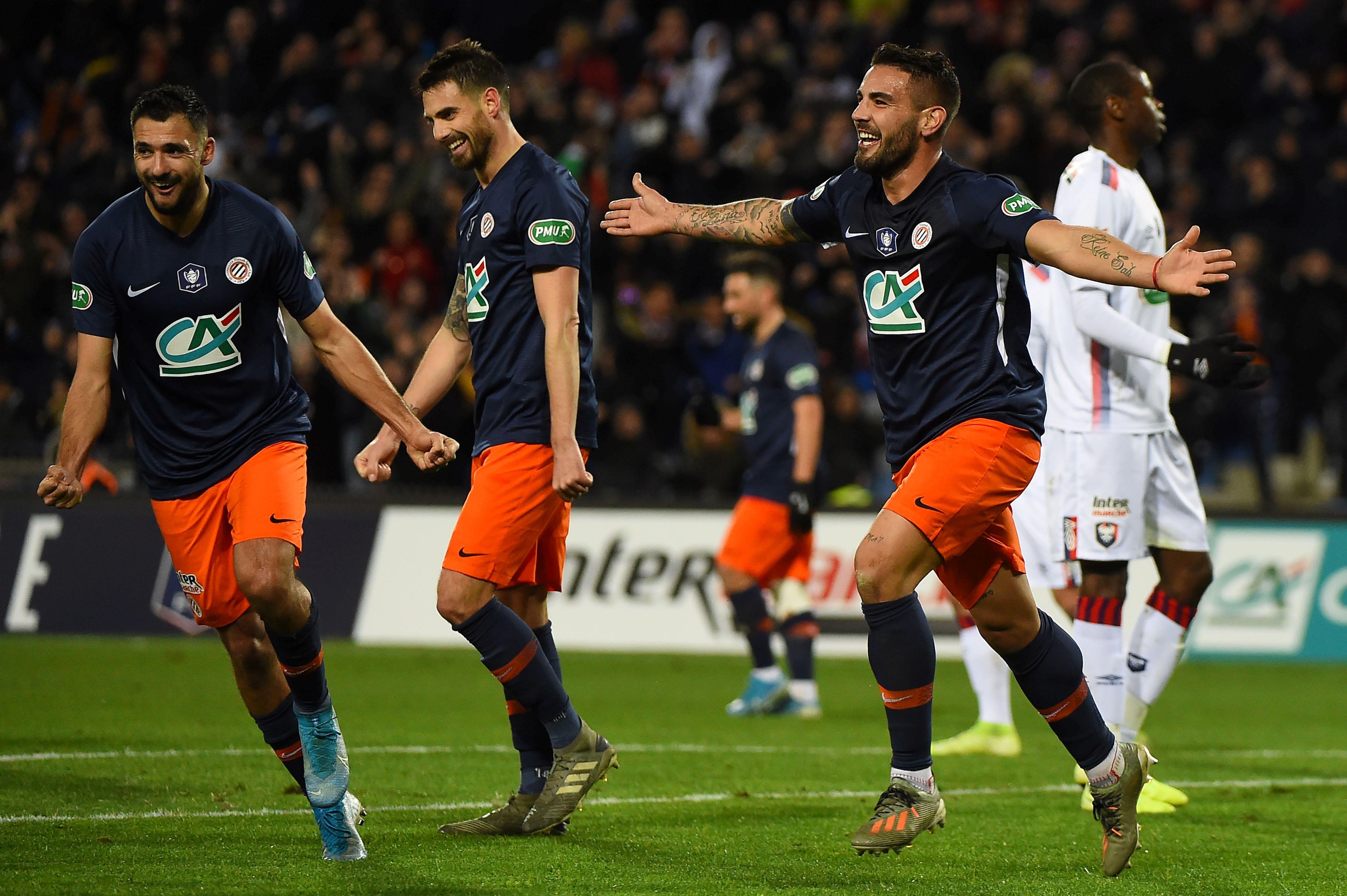 Rennes, Montpellier et Angers assurent, Dijon écrase Nîmes
