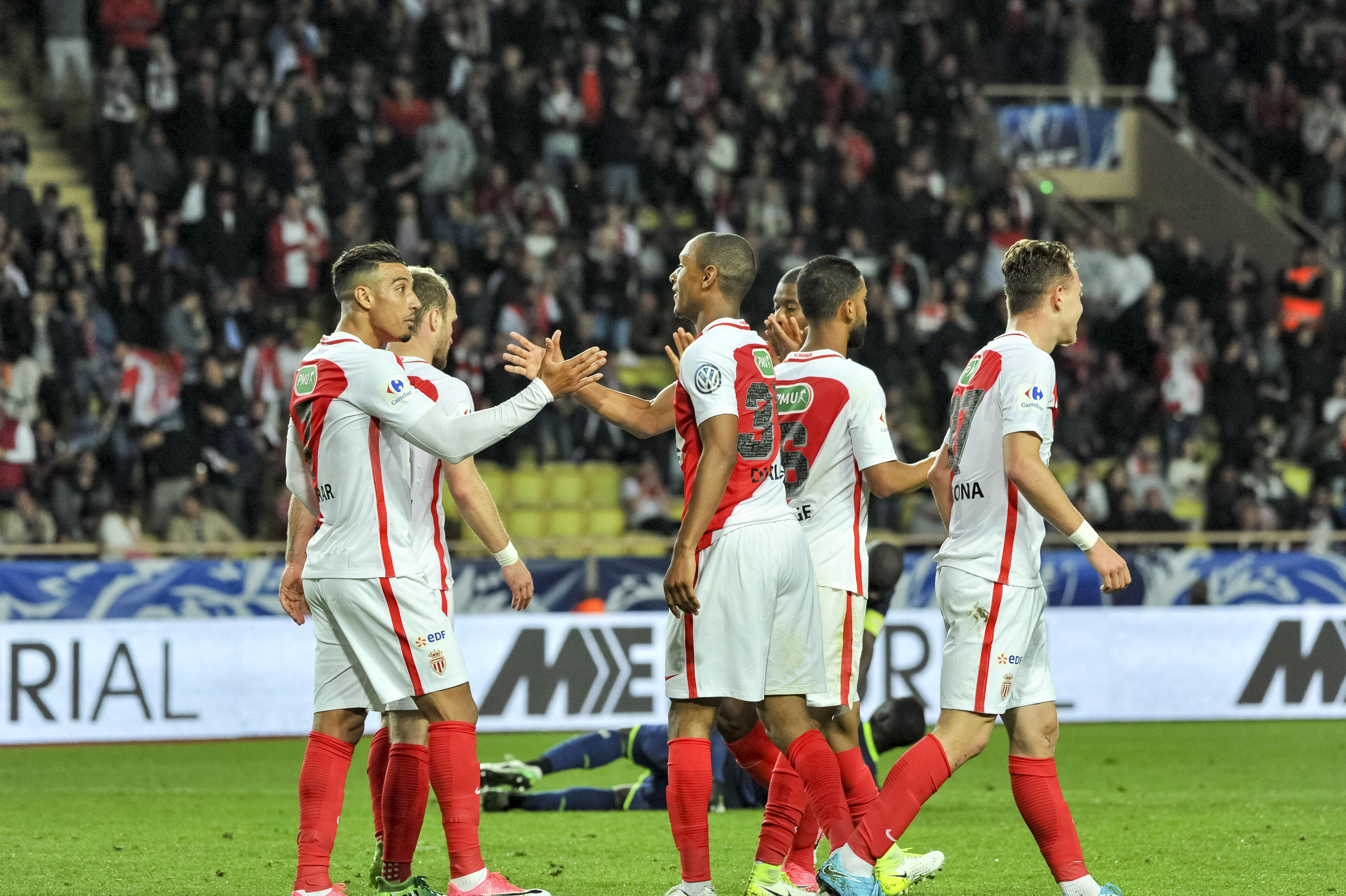 Football - Coupe de France - Comme annoncé, Monaco affrontera Paris avec sa classe biberon