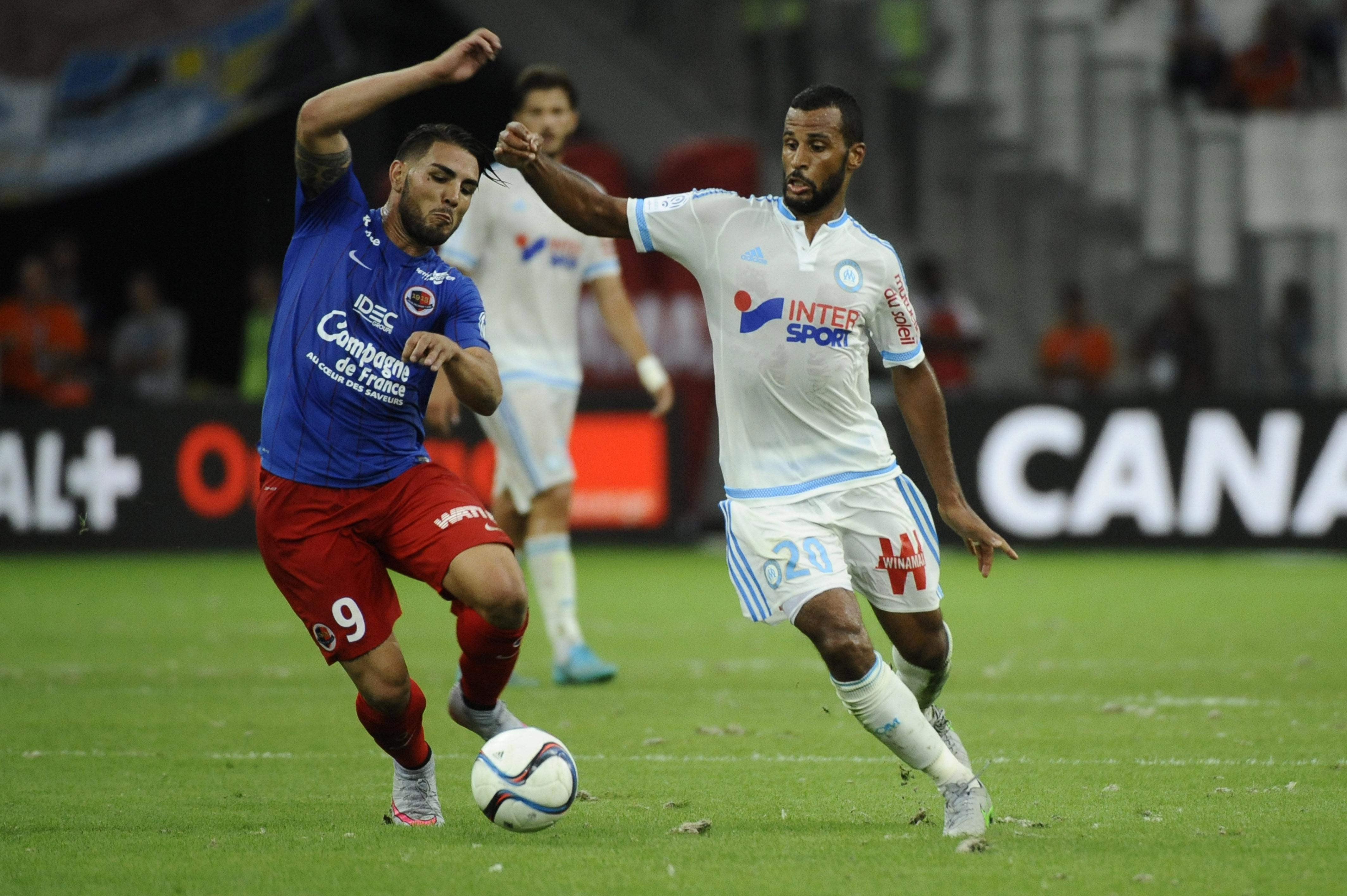 Coupe de france caen marseille en affiche le psg pargn coupe de france football - Marseille coupe de france ...