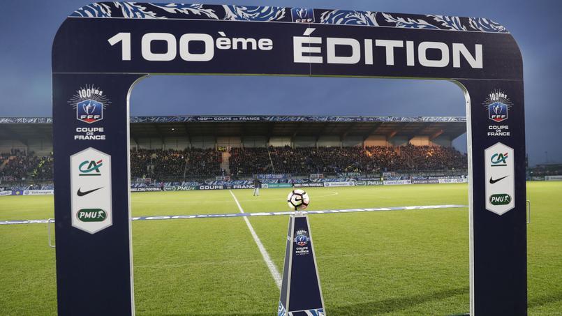 Football - Coupe de France - Coupe de France : des joueurs soupçonnés d'avoir parié contre leur équipe