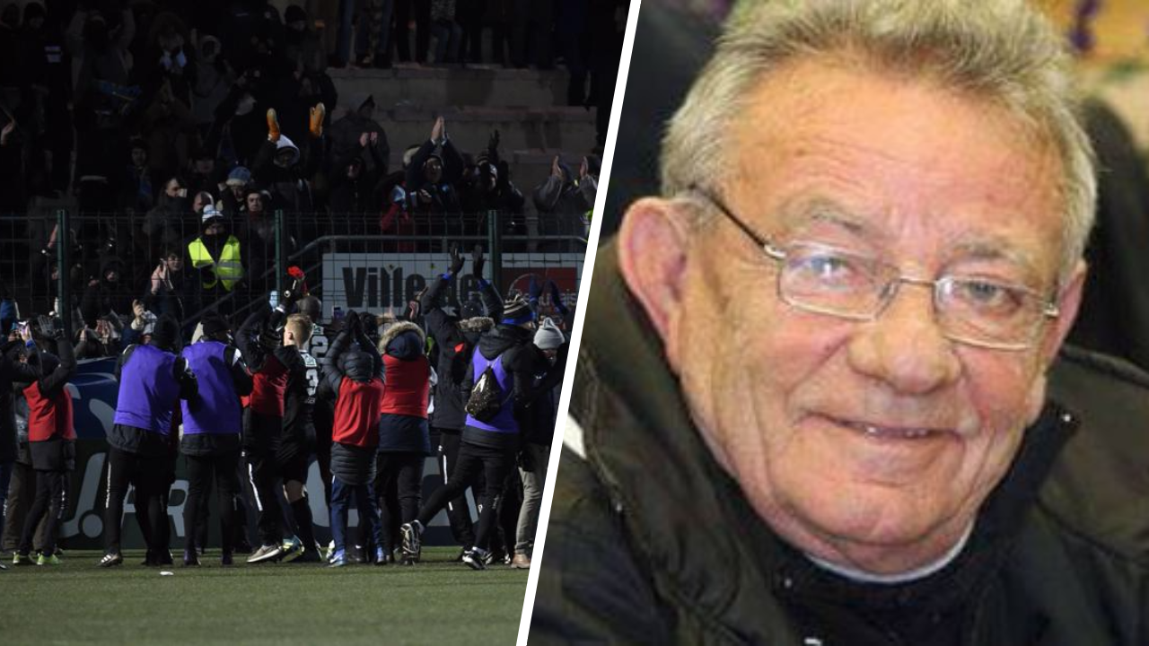 Football - Coupe de France - Coupe de France : le fondateur du FC Chambly décède pendant le match face à Strasbourg