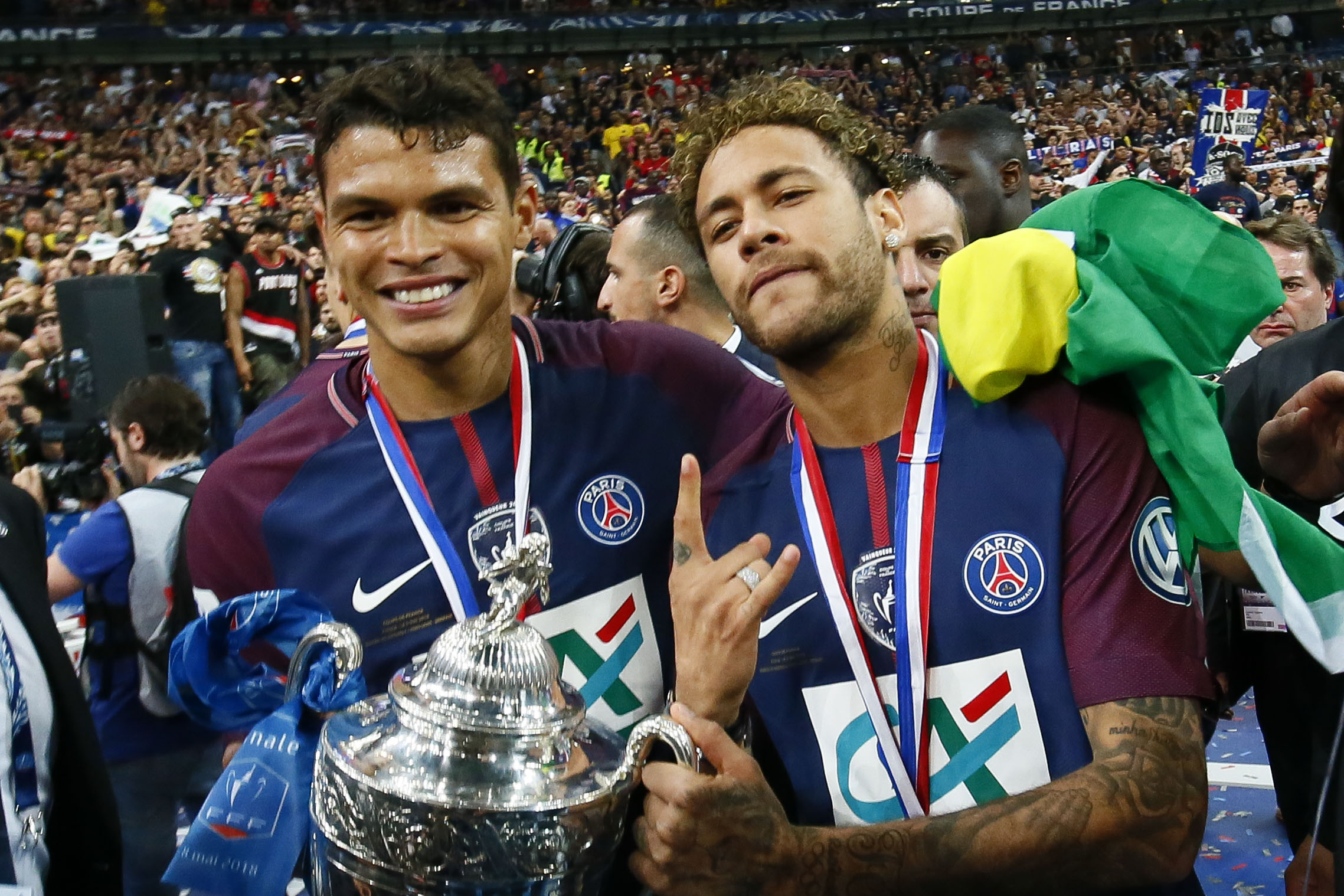 Coupe de france le psg affrontera pontivy en 32es de finale le tirage au sort complet coupe - Coupe de france tirage au sort ...