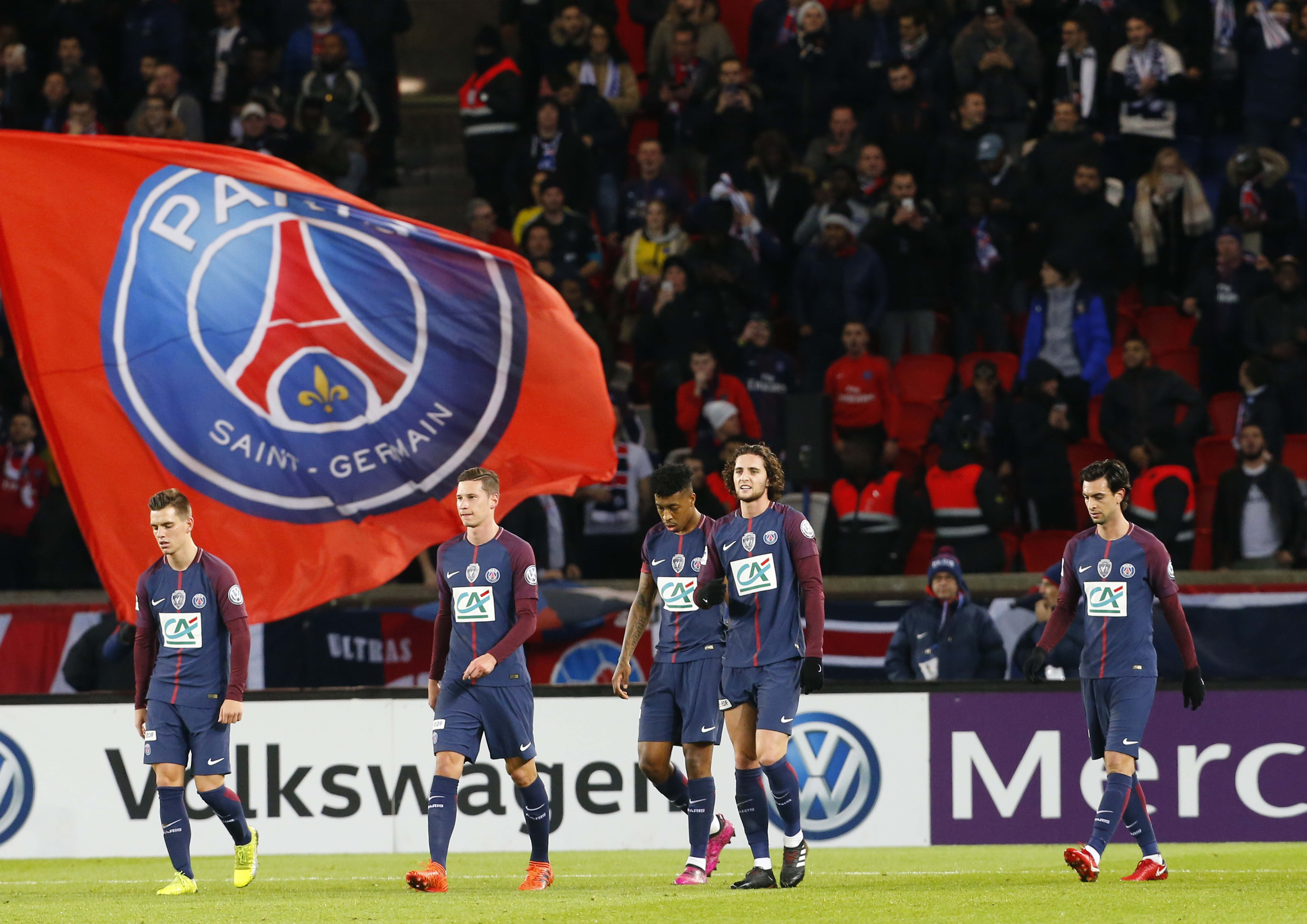 Coupe de france le psg ira sochaux et l om bourg en bresse coupe de france football - Resultat football coupe de france ...