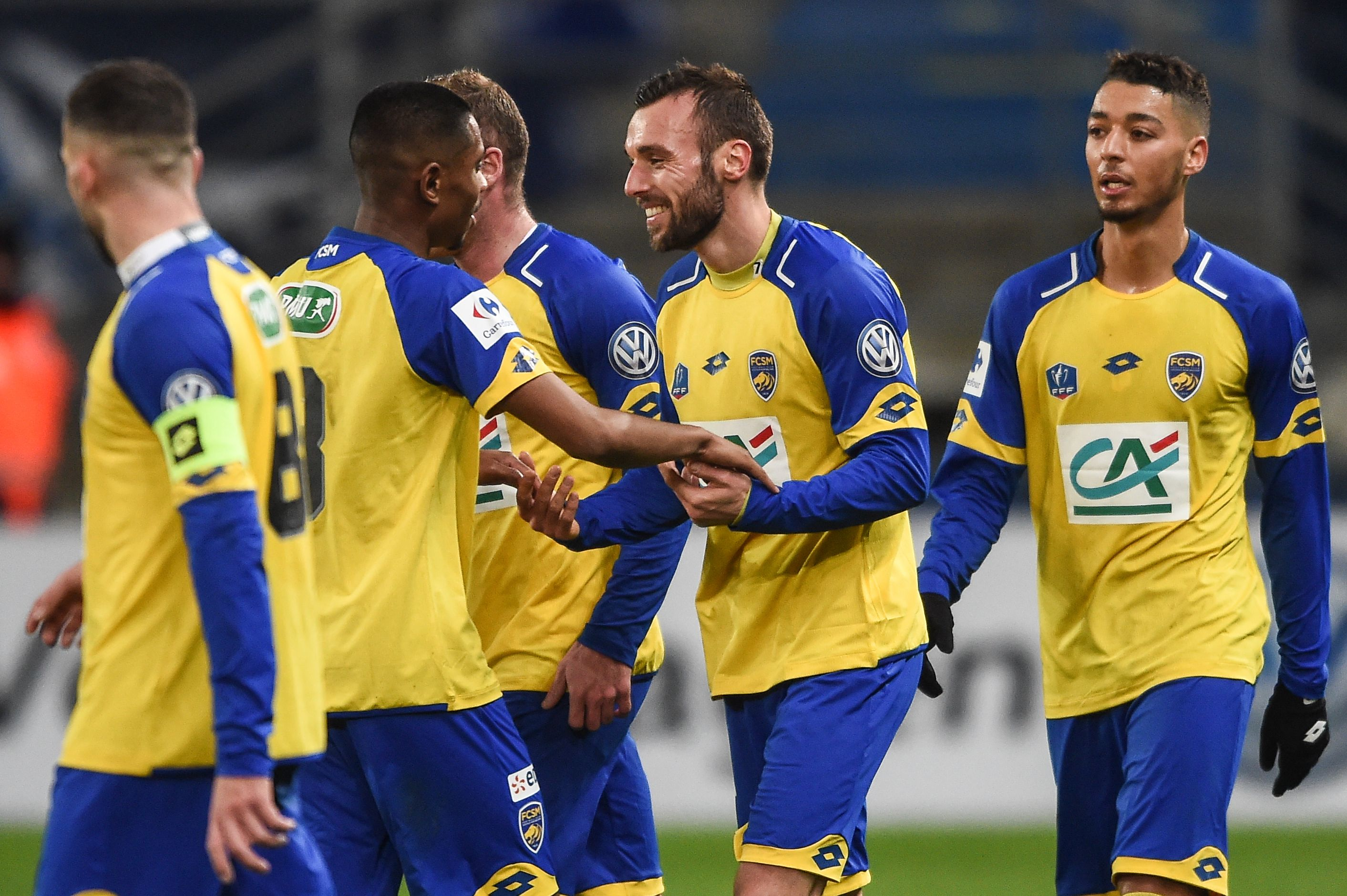 Coupe de france sochaux humilie amiens coupe de france football - Football coupe de france ...