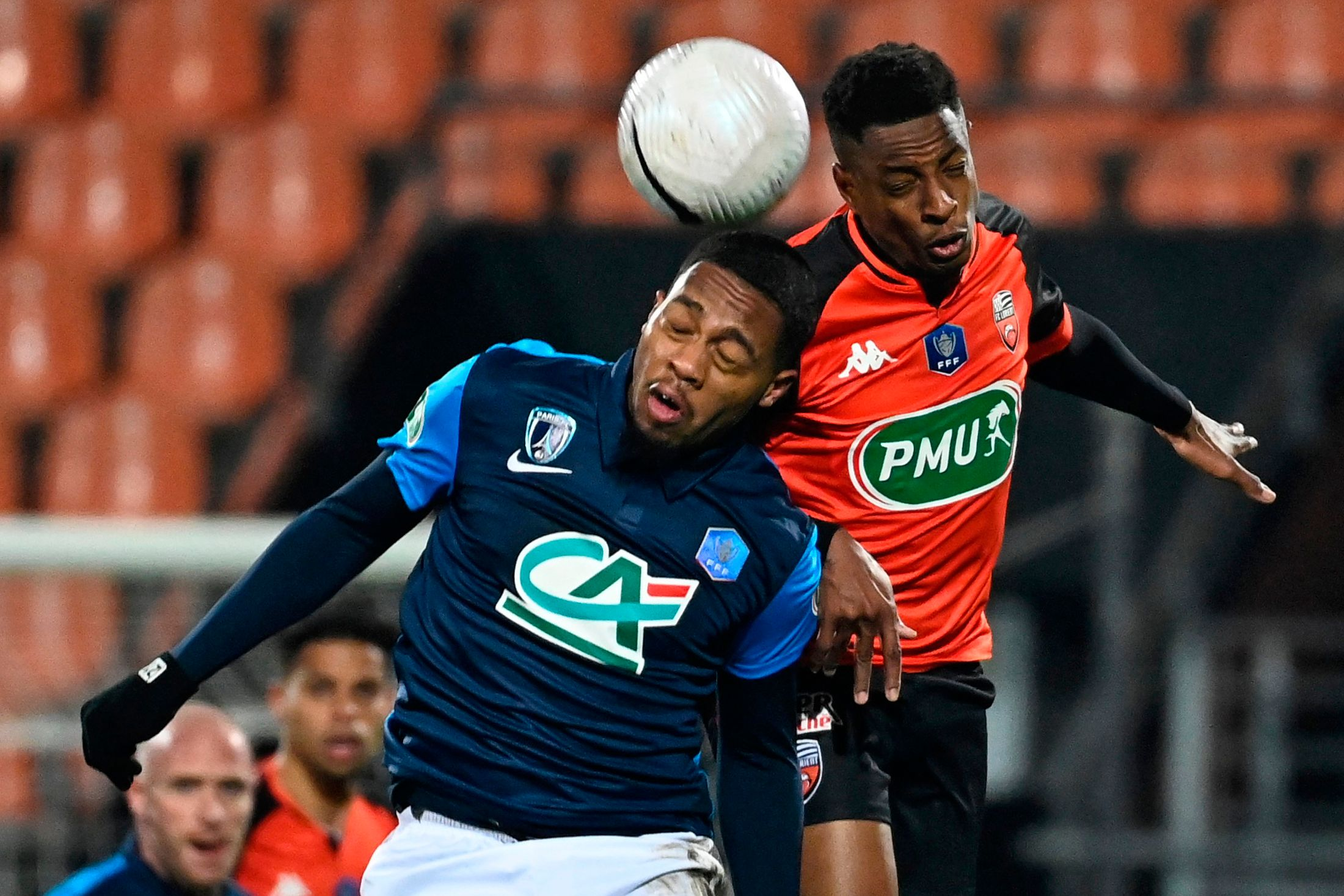 Coupe de France : Lorient continue mais Reims passe à la trappe - Le Figaro
