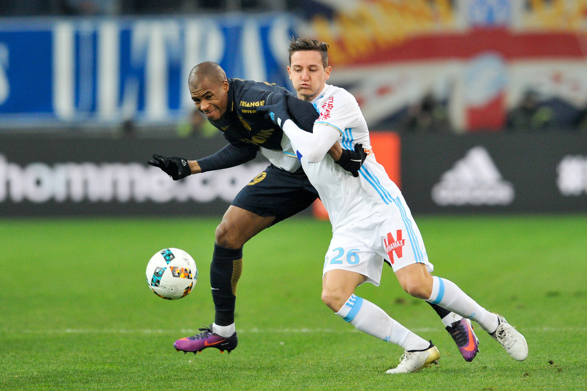 Coupe de france marseille monaco l 39 affiche des 8es de - Resultats coupe de france de football ...