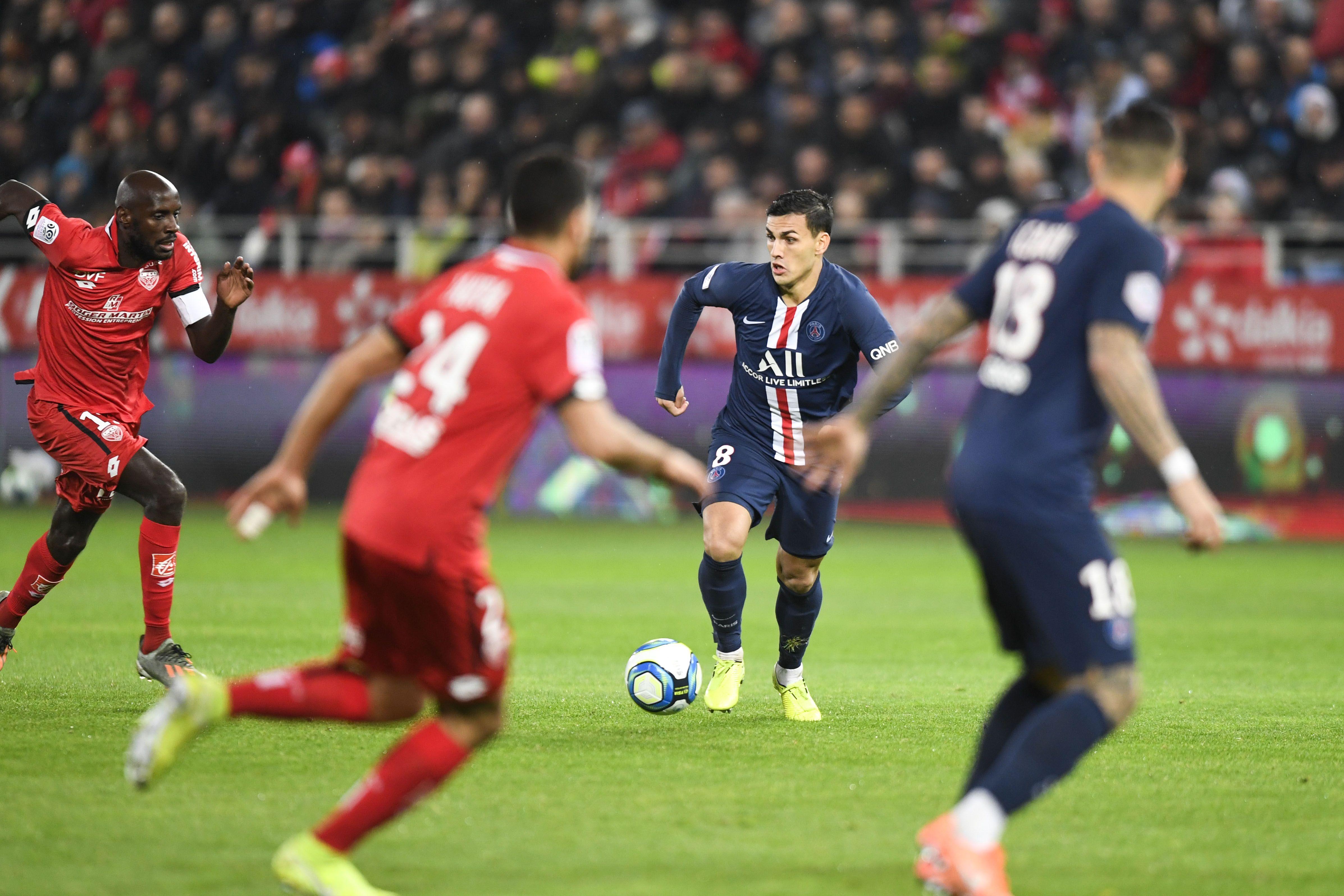 Football - Coupe de France - Coupe de France : Nice ou Lyon face à l'OM en quarts, Paris ira à Dijon