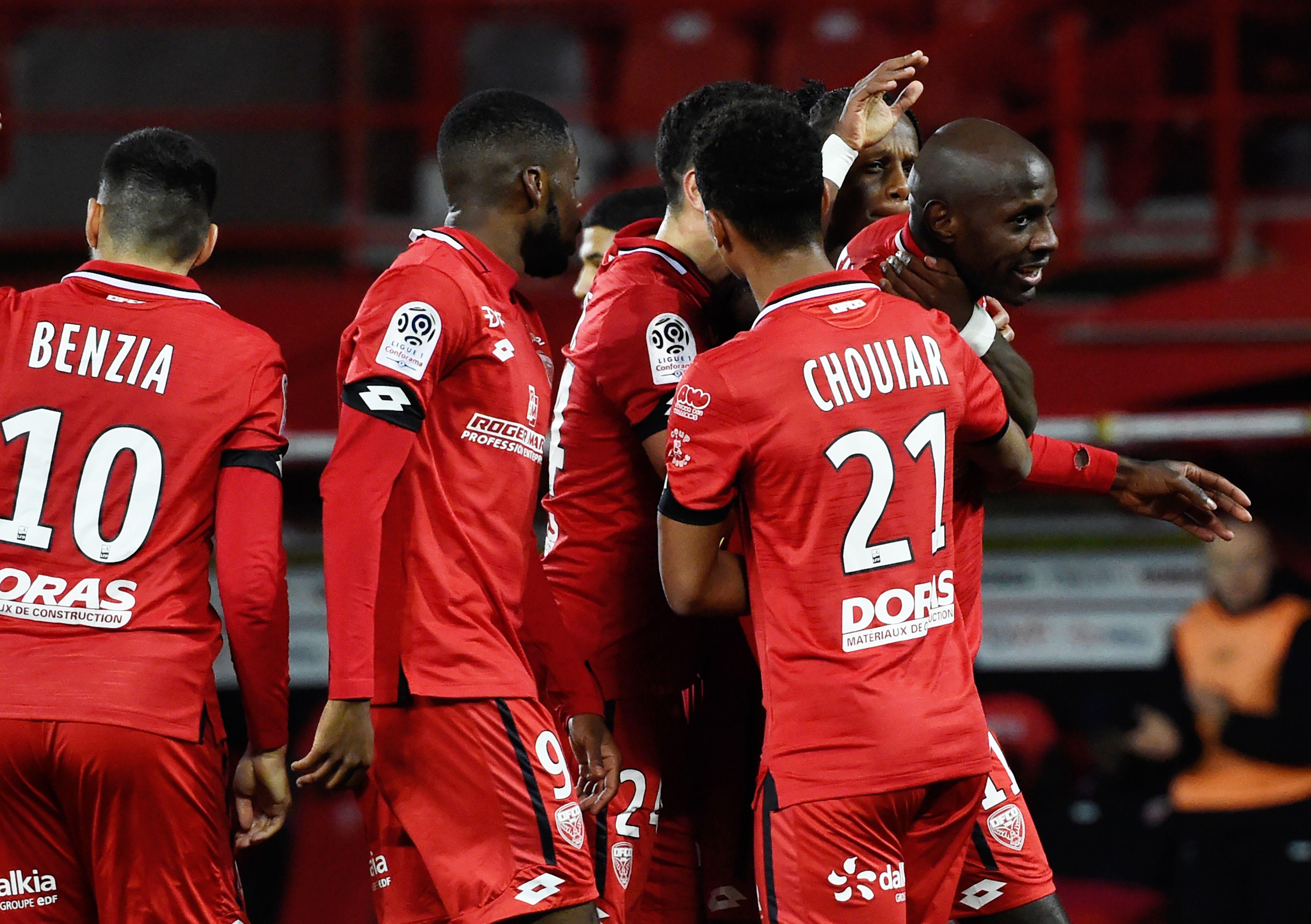 Football - Coupe de France - Dijon en quête d'exploit face au PSG