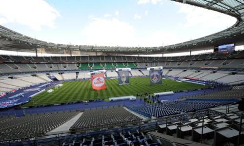 Embouteillage au stade de france coupe de france football - Stade de france coupe de france ...