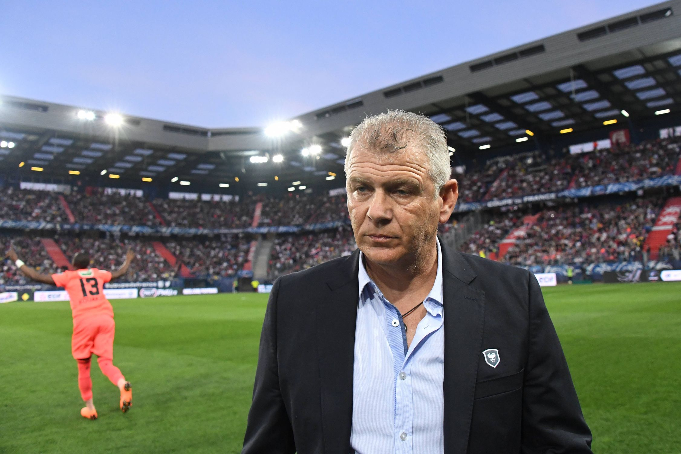 Football - Coupe de France - Garande : «On s'est attaché à rendre possible l'impossible»