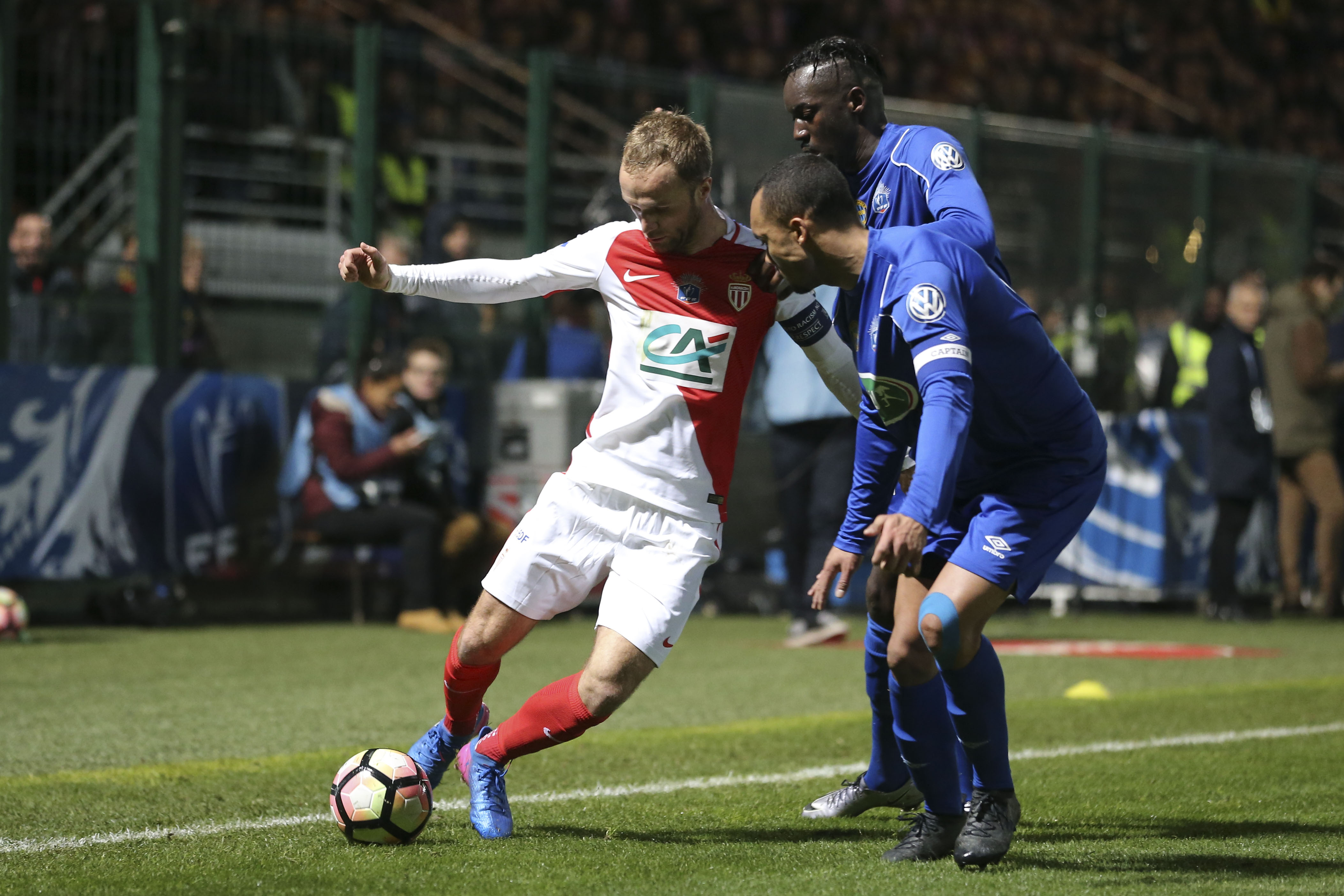 Football - Coupe de France - Germain, ce Marseillais de Monaco qui aime tant l'OM