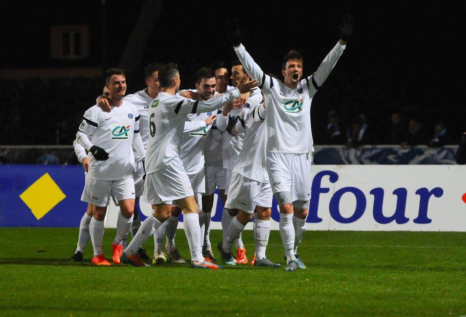 Football - Coupe de France - Granville veut le PSG ou l'OM pour que «l'arnaque» continue