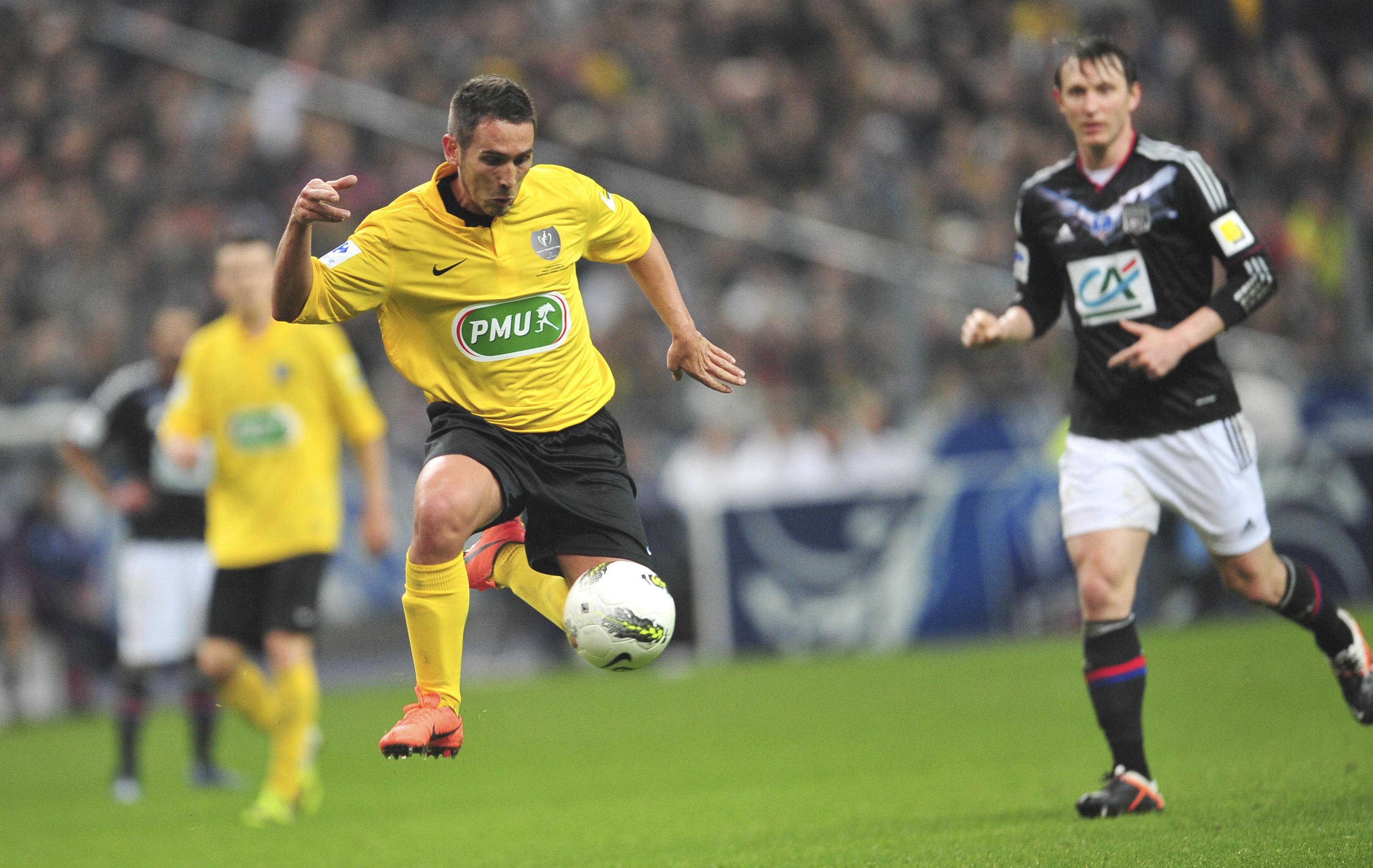 Herouat on n 39 a pas rougir coupe de france football - Football coupe de france ...