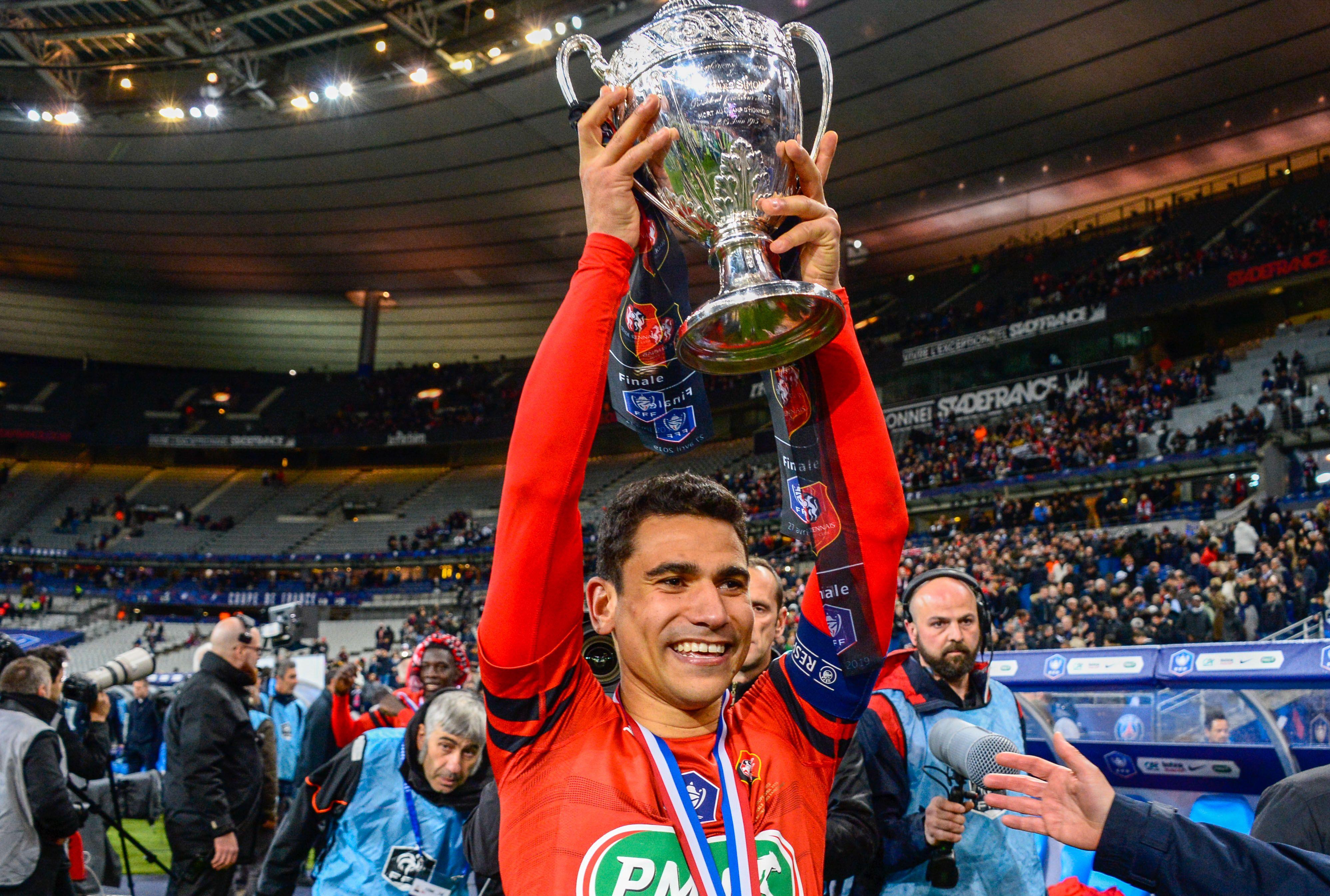 Football - Coupe de France - «Historique», «fou», «inimaginable»... Les Rennais aux anges