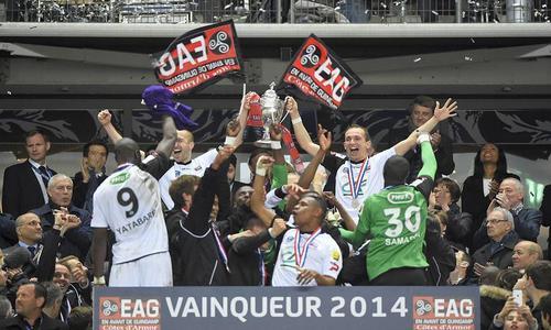 Irr ductibles guingampais coupe de france football - Guingamp coupe de france 2009 ...