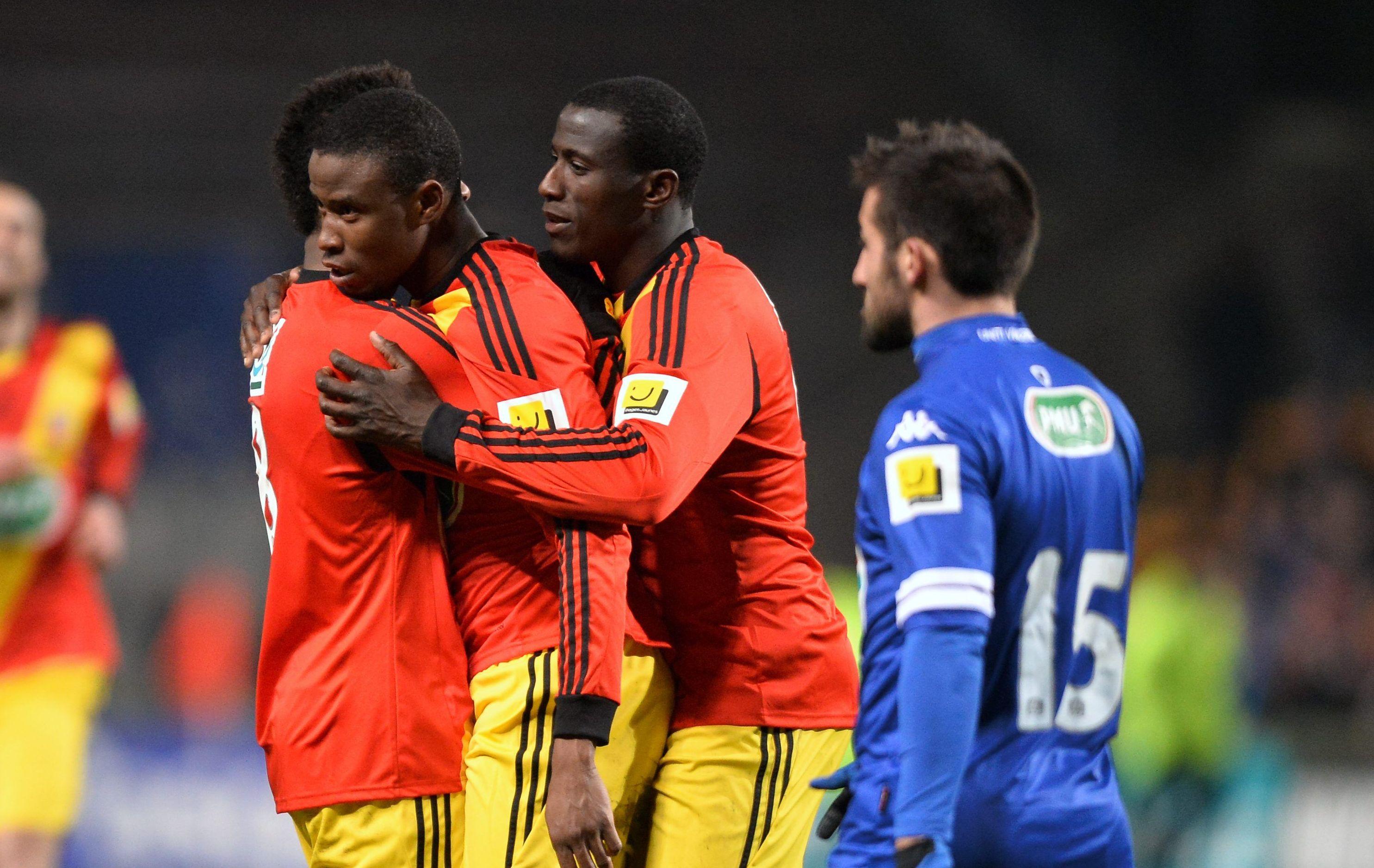 La ligue 2 mate la ligue 1 coupe de france football - Football coupe de france ...