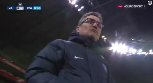 Football - Coupe de France - «On va voir à Manchester s'ils vont pas se faire soulever», l'attitude du PSG a agacé