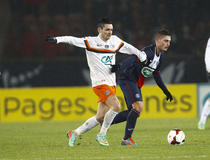 Paris SG-Montpellier, Verratti