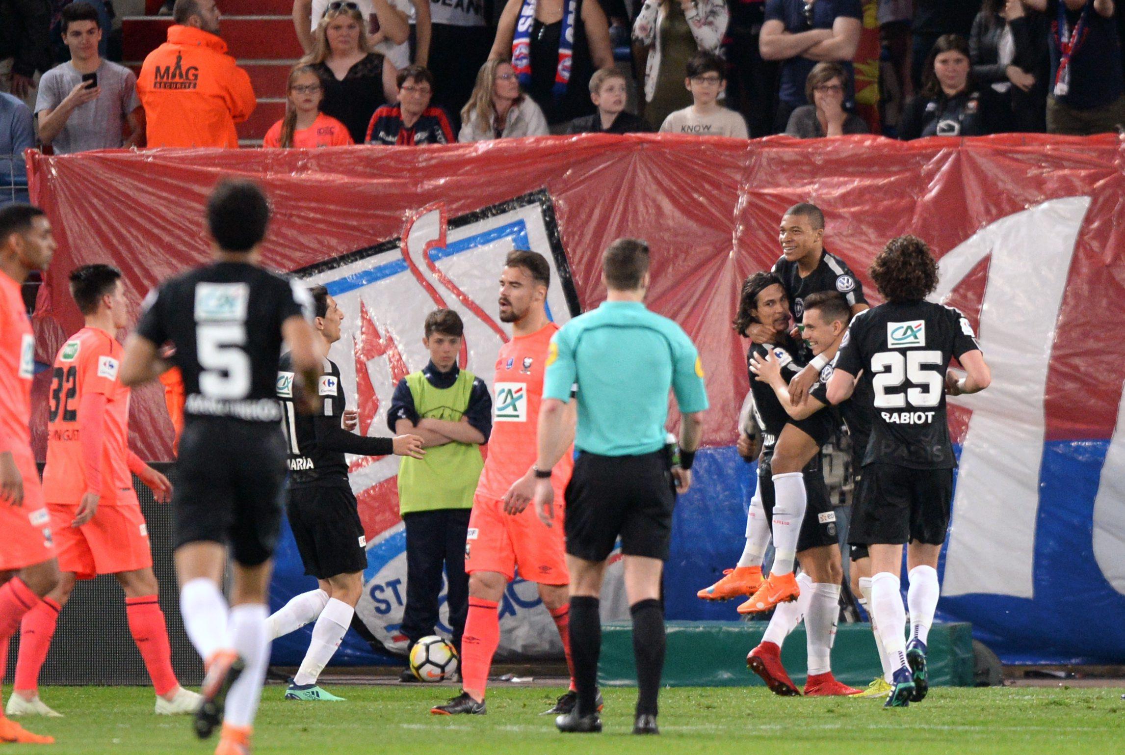 Football - Coupe de France - Les Herbiers, le petit Poucet dans les griffes de l'ogre parisien
