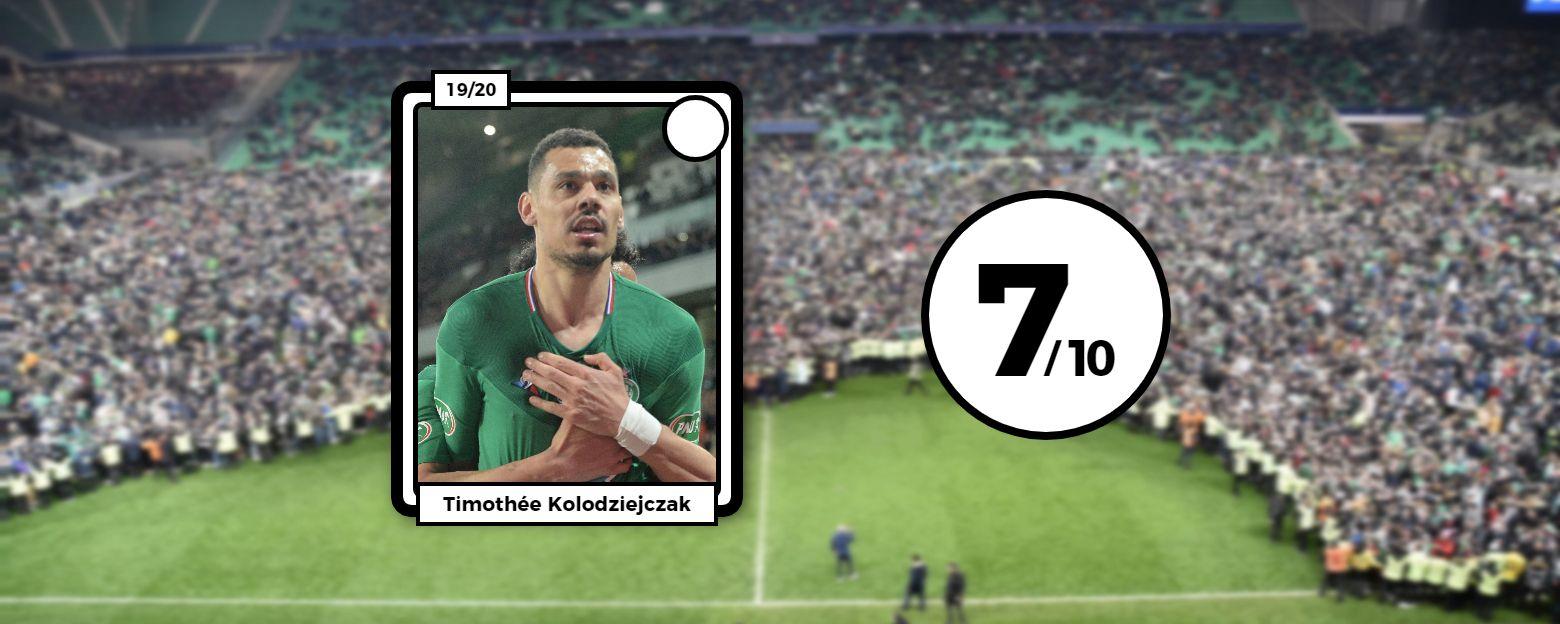 Football - Coupe de France - Les notes de Saint-Etienne-Rennes : Le coeur des Verts a eu raison du tenant du titre