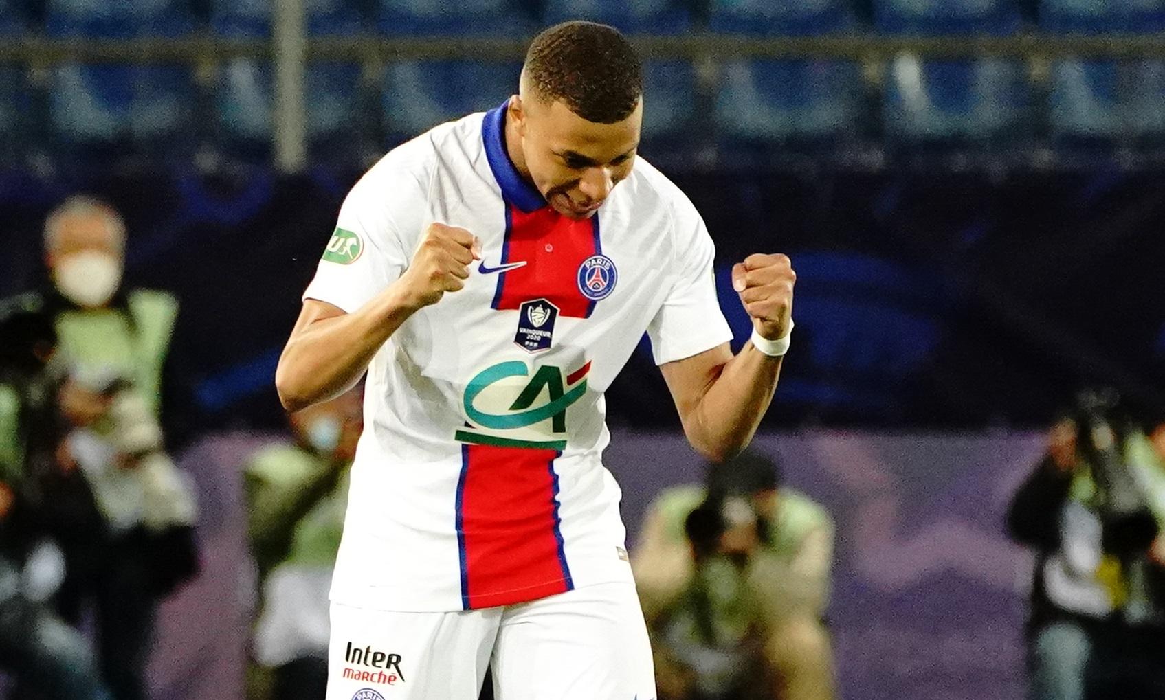 Mbappé sur la <b>Ligue 1</b> : «Si nous perdons le titre, on est les seuls responsables»