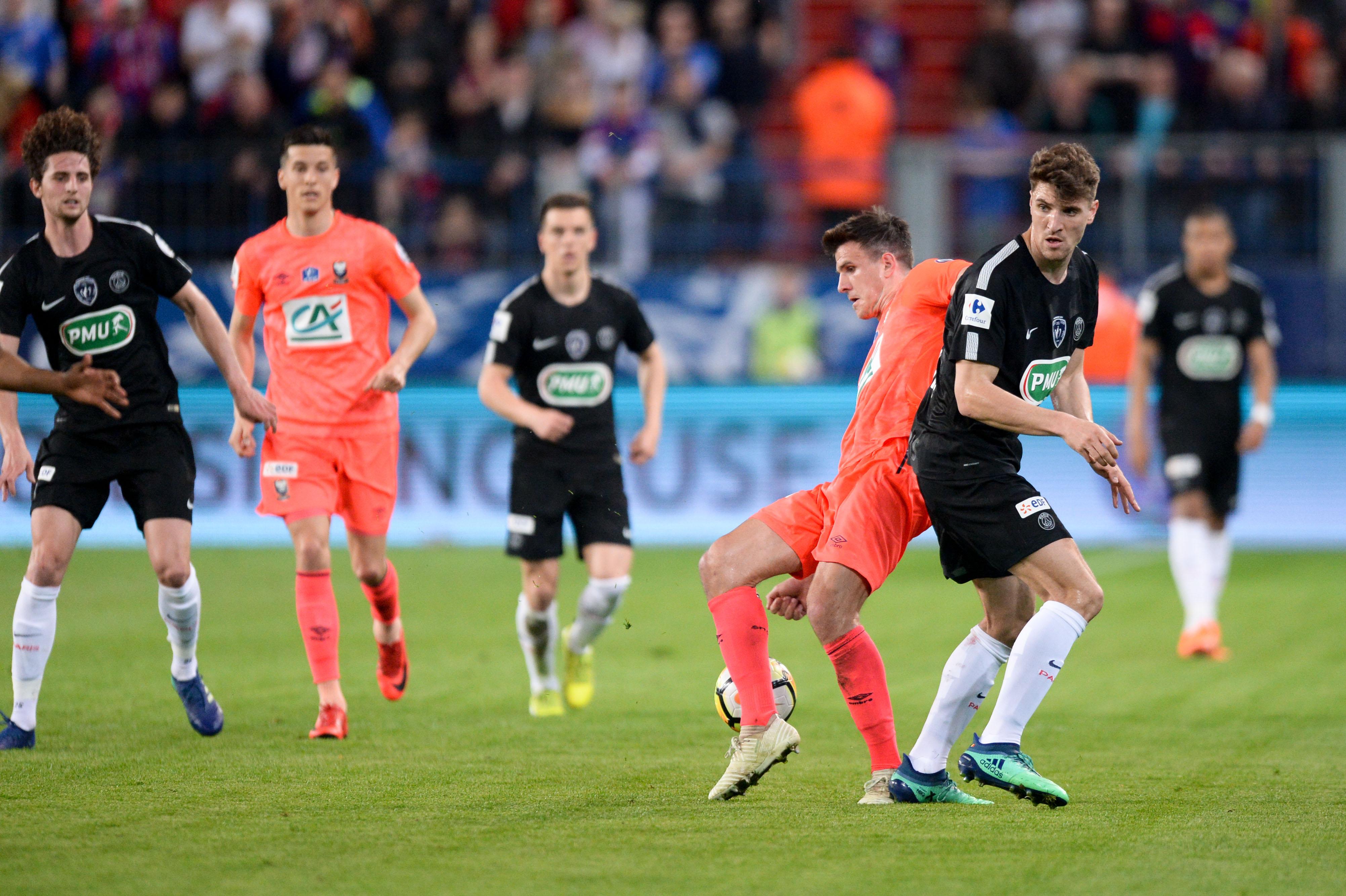 Football - Coupe de France - Meunier : « Si on peut faire le quadruplé, on ne va pas s'en priver »