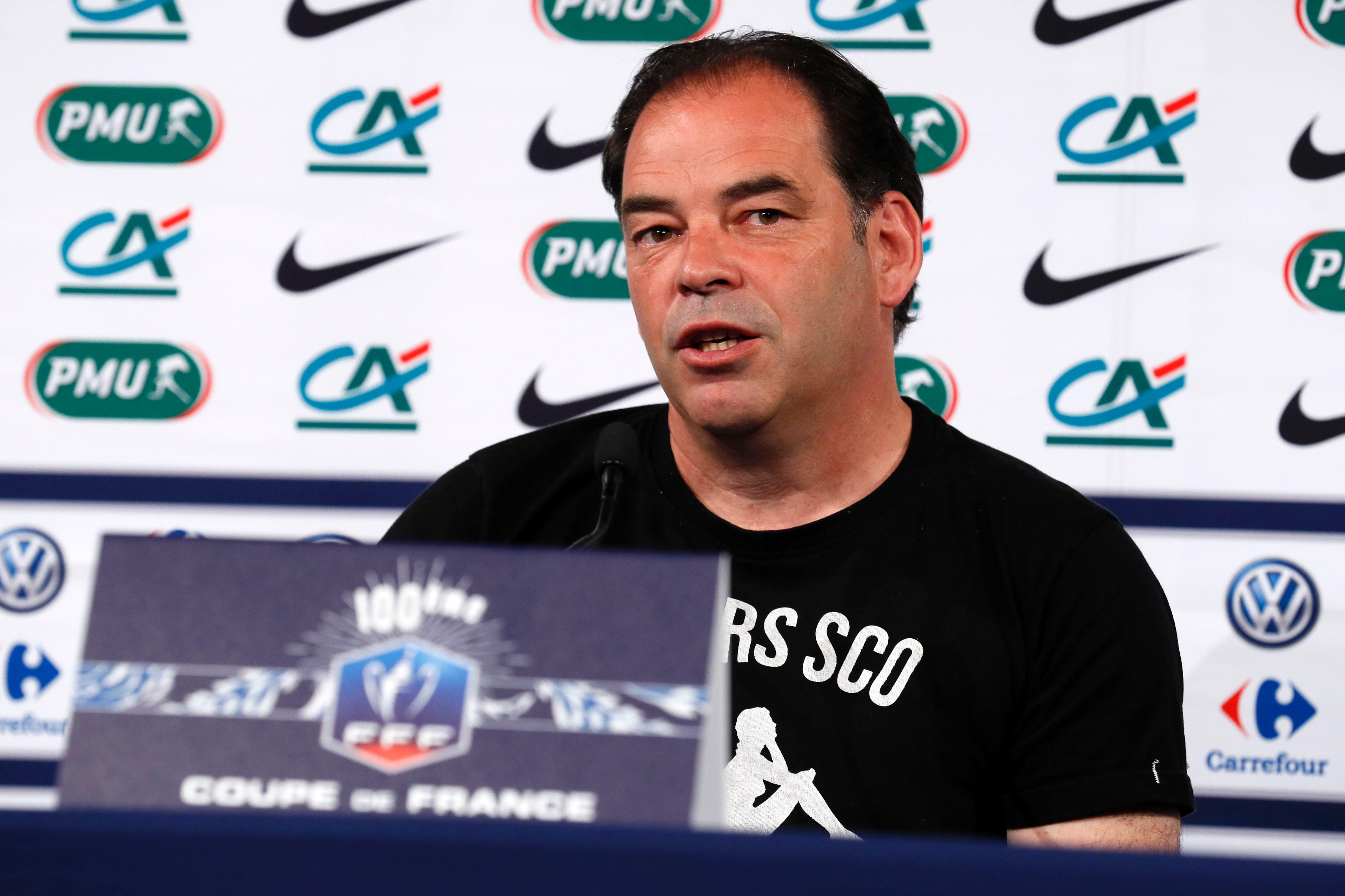 Football - Coupe de France - Moulin : «La finale contre le PSG ? C'est David contre Goliath»
