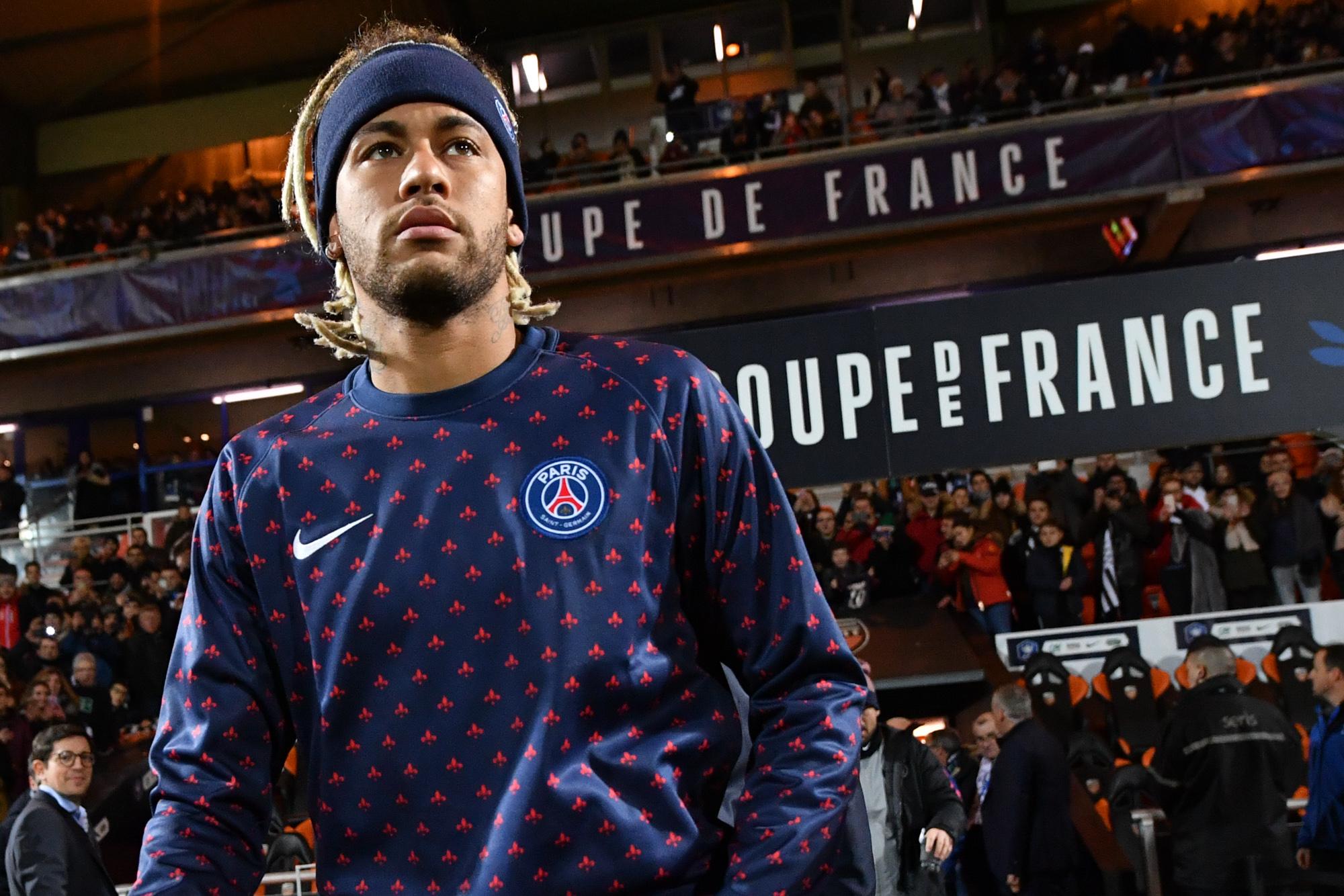 Football - Coupe de France - Neymar, De Jong, huis-clos... Journée noire pour le PSG