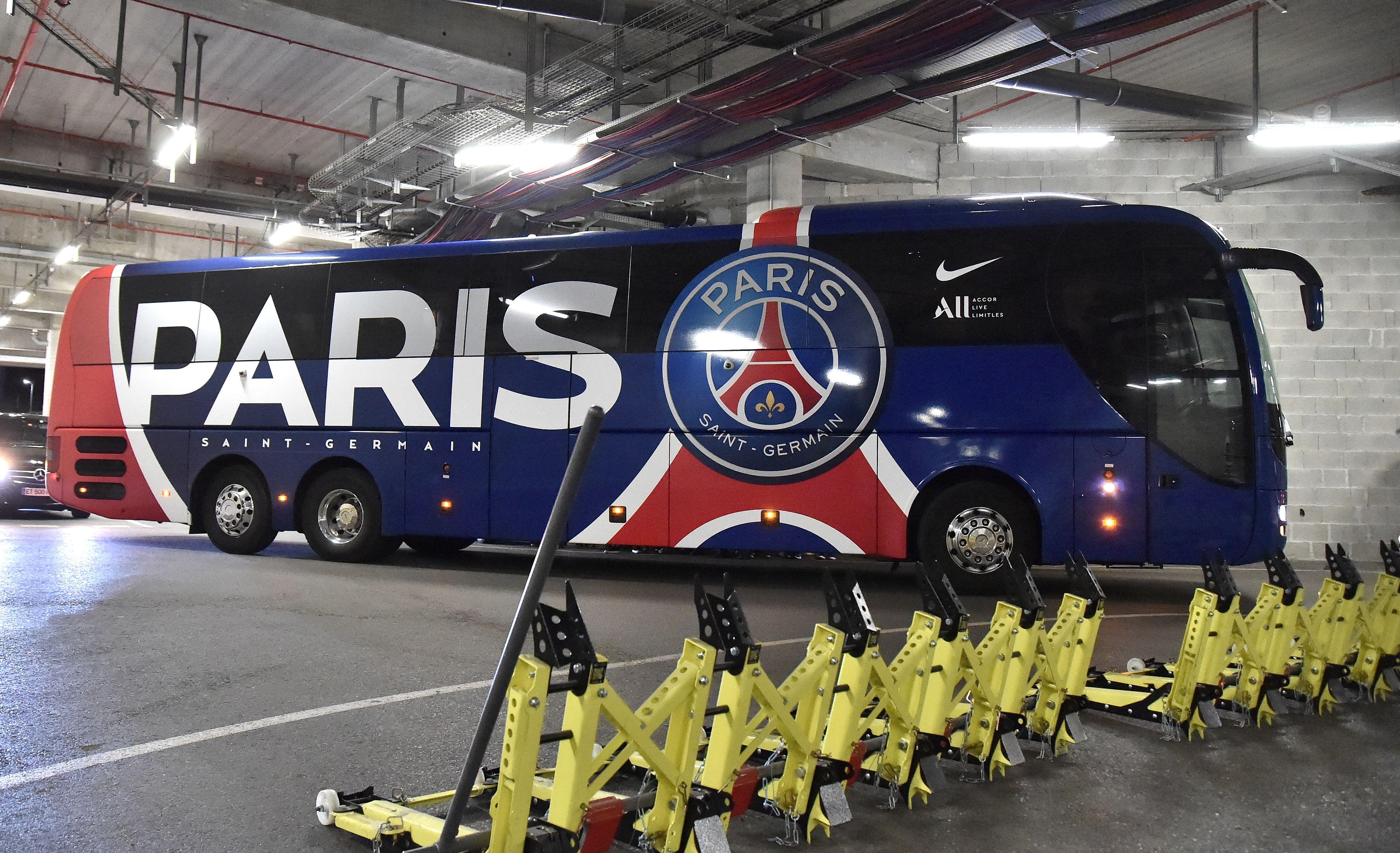 Football - Coupe de France - Quand le PSG joue à cache-cache avec les médias