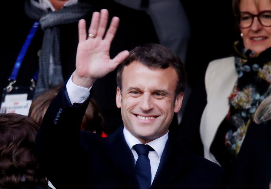Football - Coupe de France - Pas de vraie bronca pour Emmanuel Macron au Stade de France