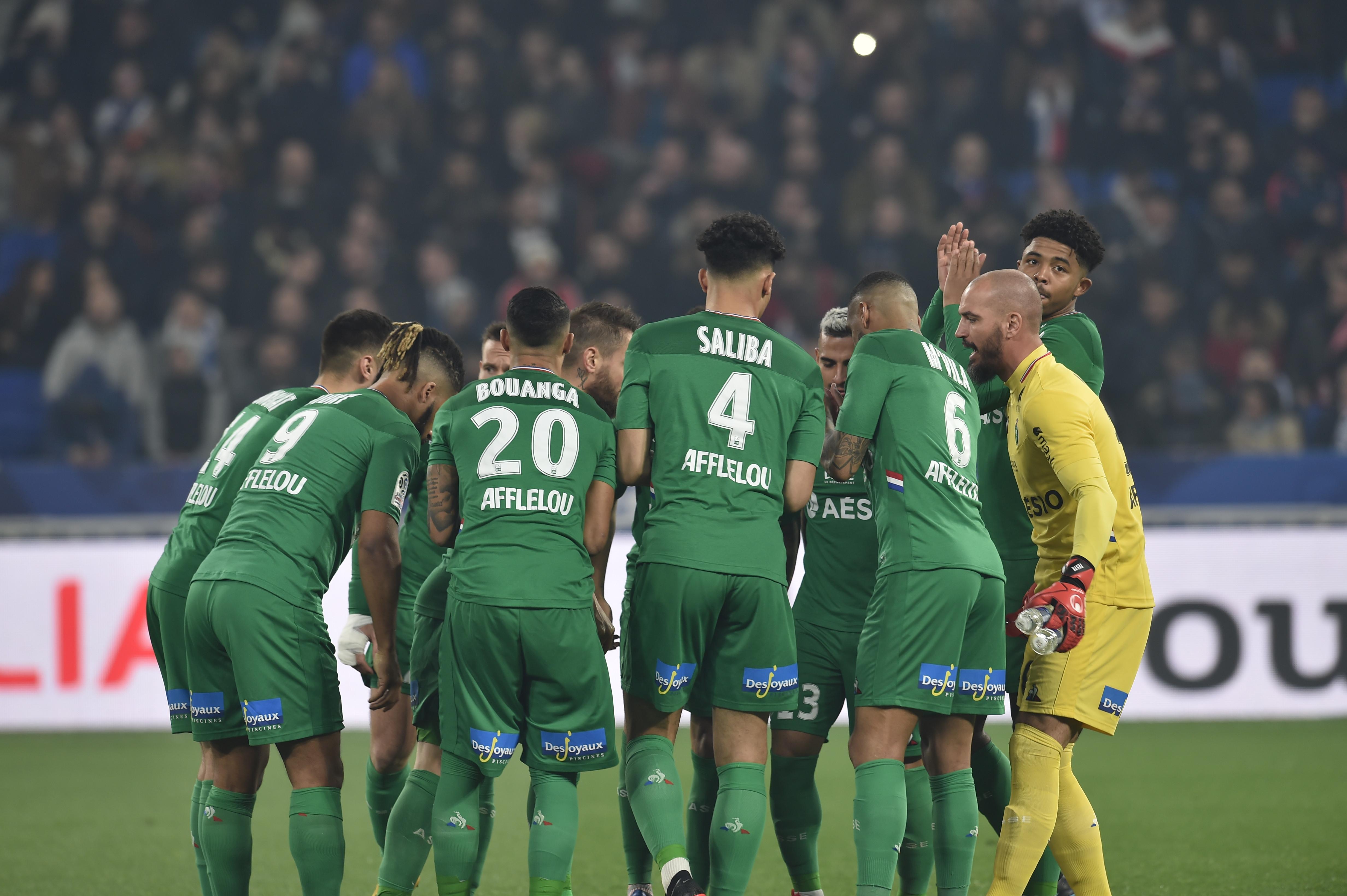 Football - Coupe de France - Pour Saint-Etienne, une demi-finale comme «une bouffée d'oxygène»
