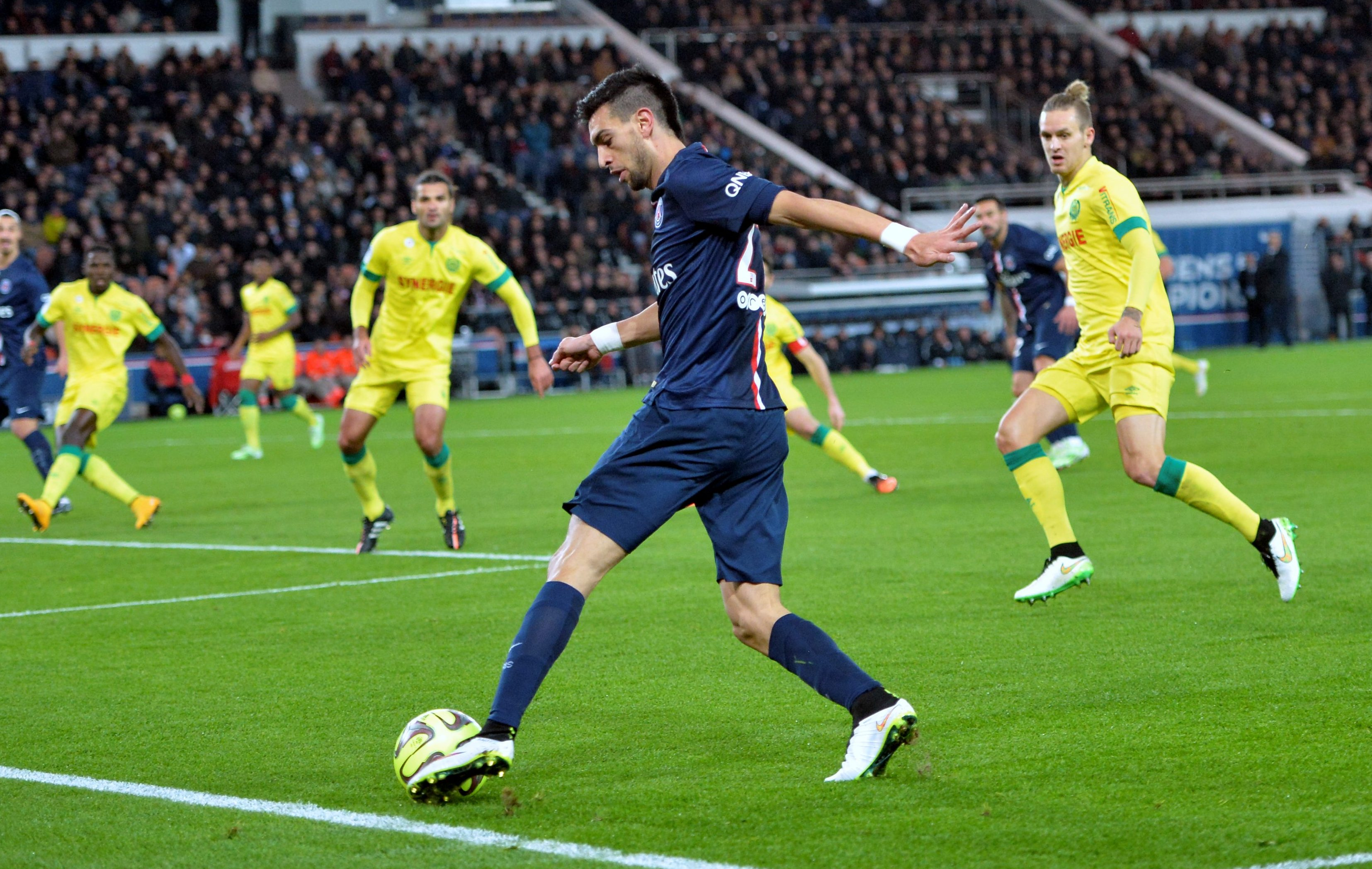 Psg nantes l 39 affiche des 8e de finale coupe de france football - Football coupe de france ...