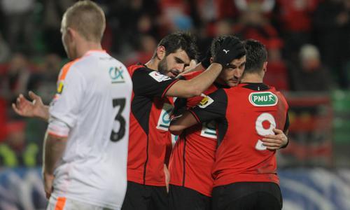 Rennes 1-1 Valenciennes (8 tab à 7)