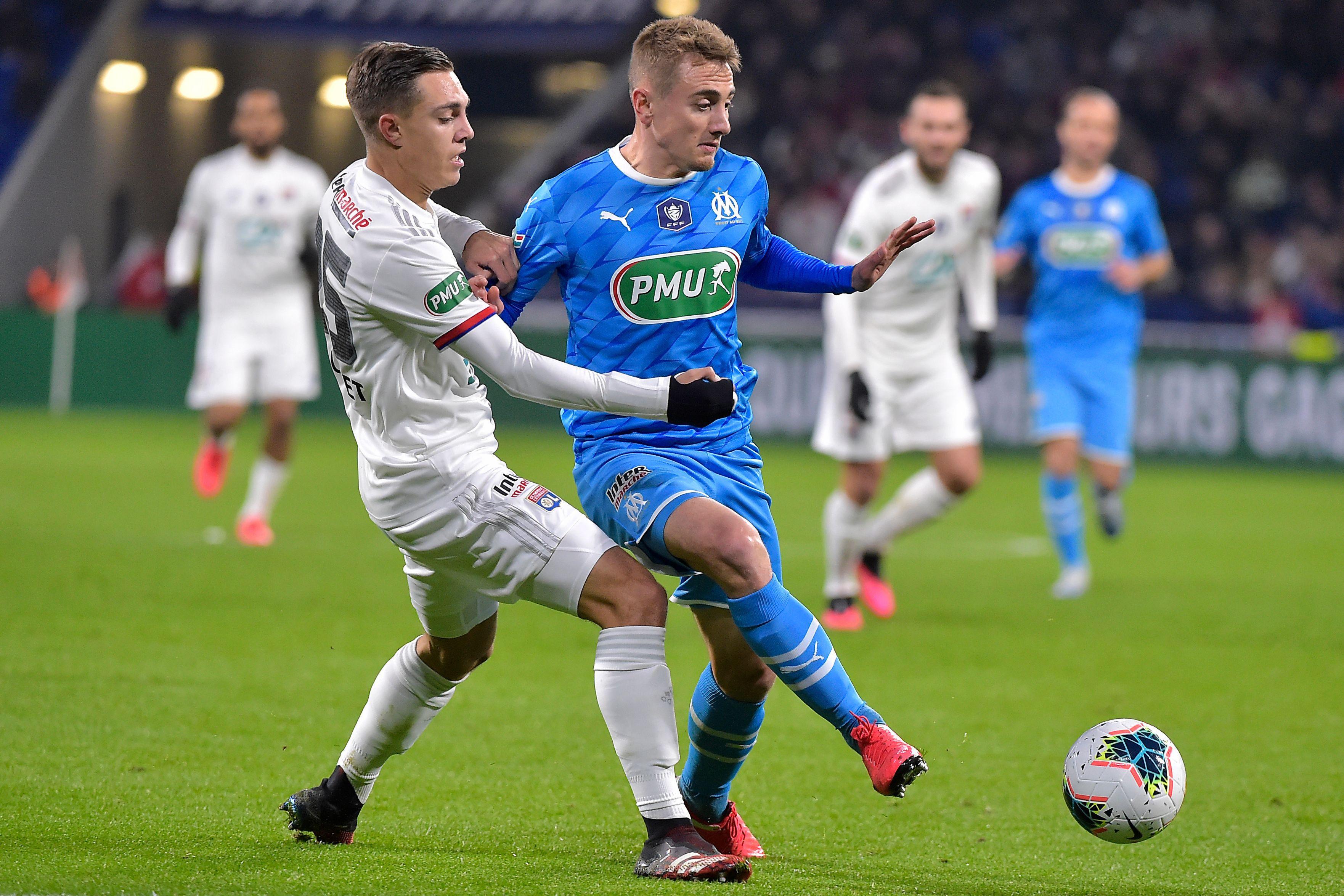 Football - Coupe de France - Rongier : «On savait qu'on perdrait un jour mais...»
