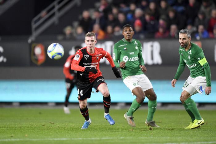 Football - Coupe de France - Saint-Étienne-Rennes : deux destins opposés pour une finale