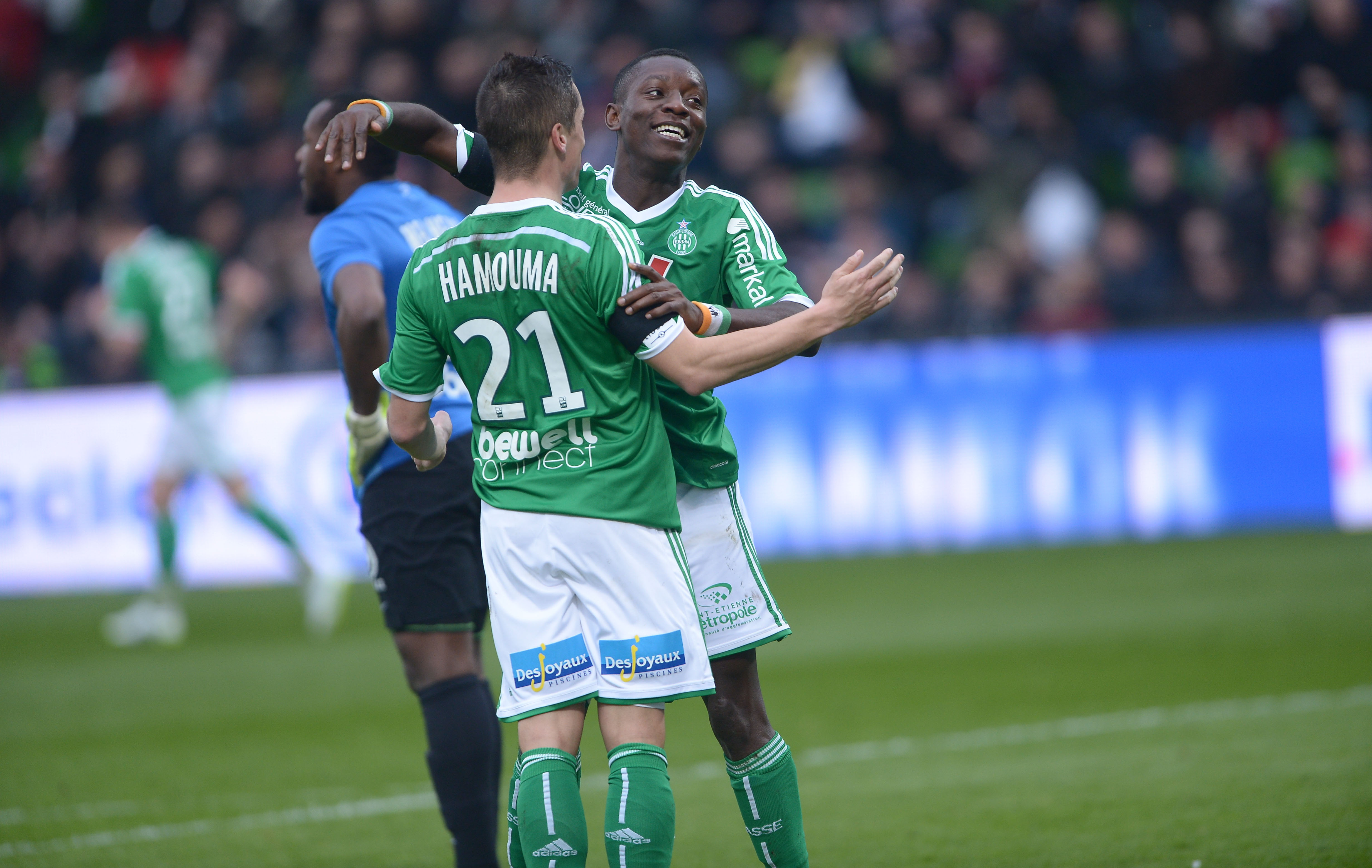 Saint etienne veut cr er la surprise coupe de france football - Coupe de france saint etienne ...