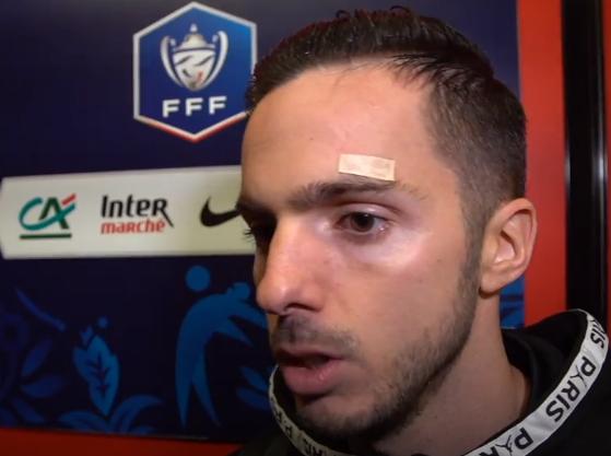 Football - Coupe de France - Sarabia, auteur d'un doublé : « La première période a été difficile » face à Dijon