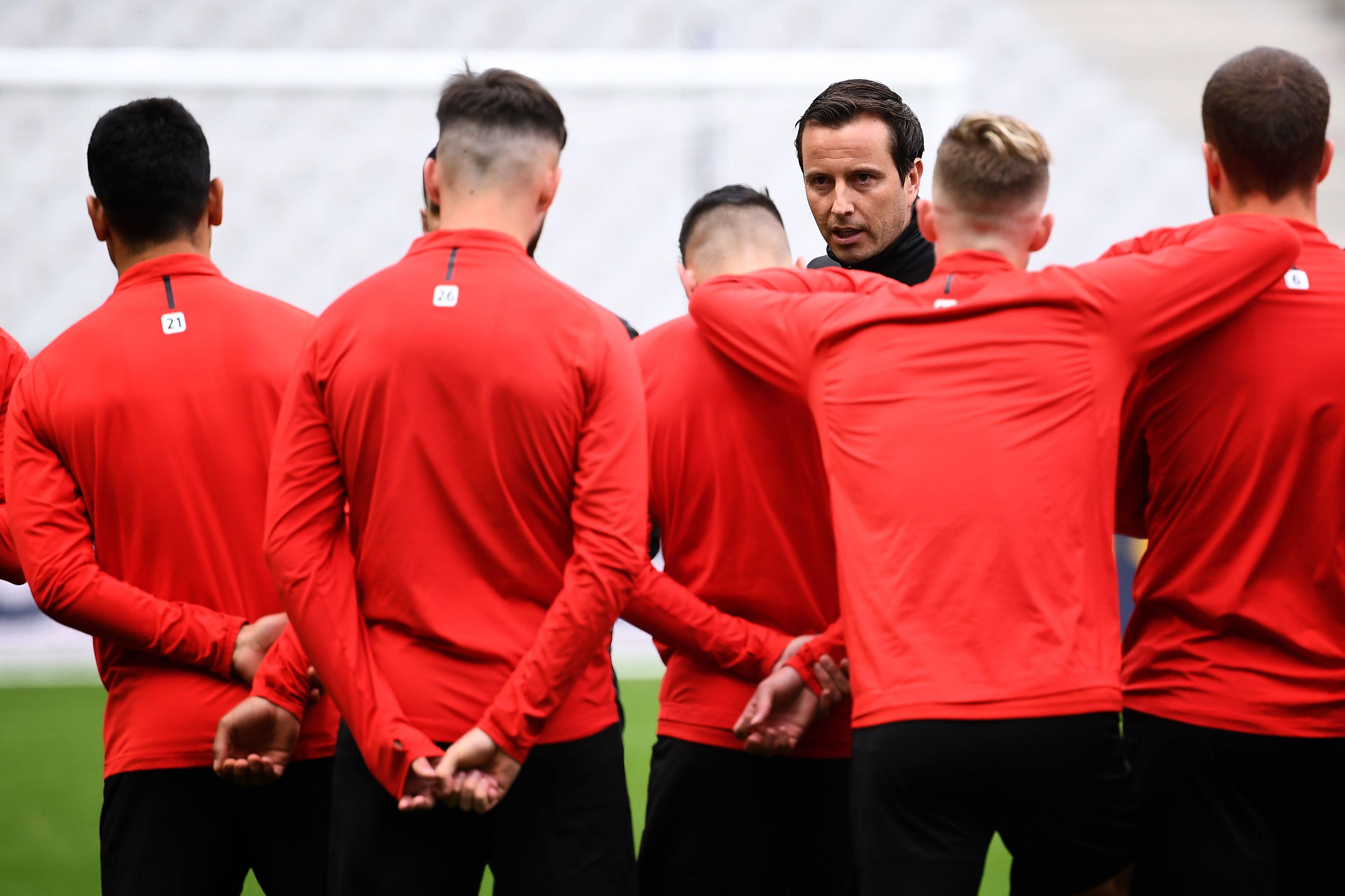 Football - Coupe de France - Stéphan avant Rennes-PSG : «C'est l'ogre parisien qui défiera le Stade Rennais»