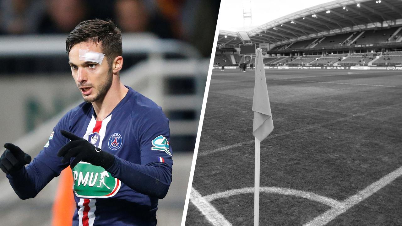 Football - Coupe de France - Tops/Flops Pau-PSG : Sarabia fidèle au rendez-vous, pas la pelouse