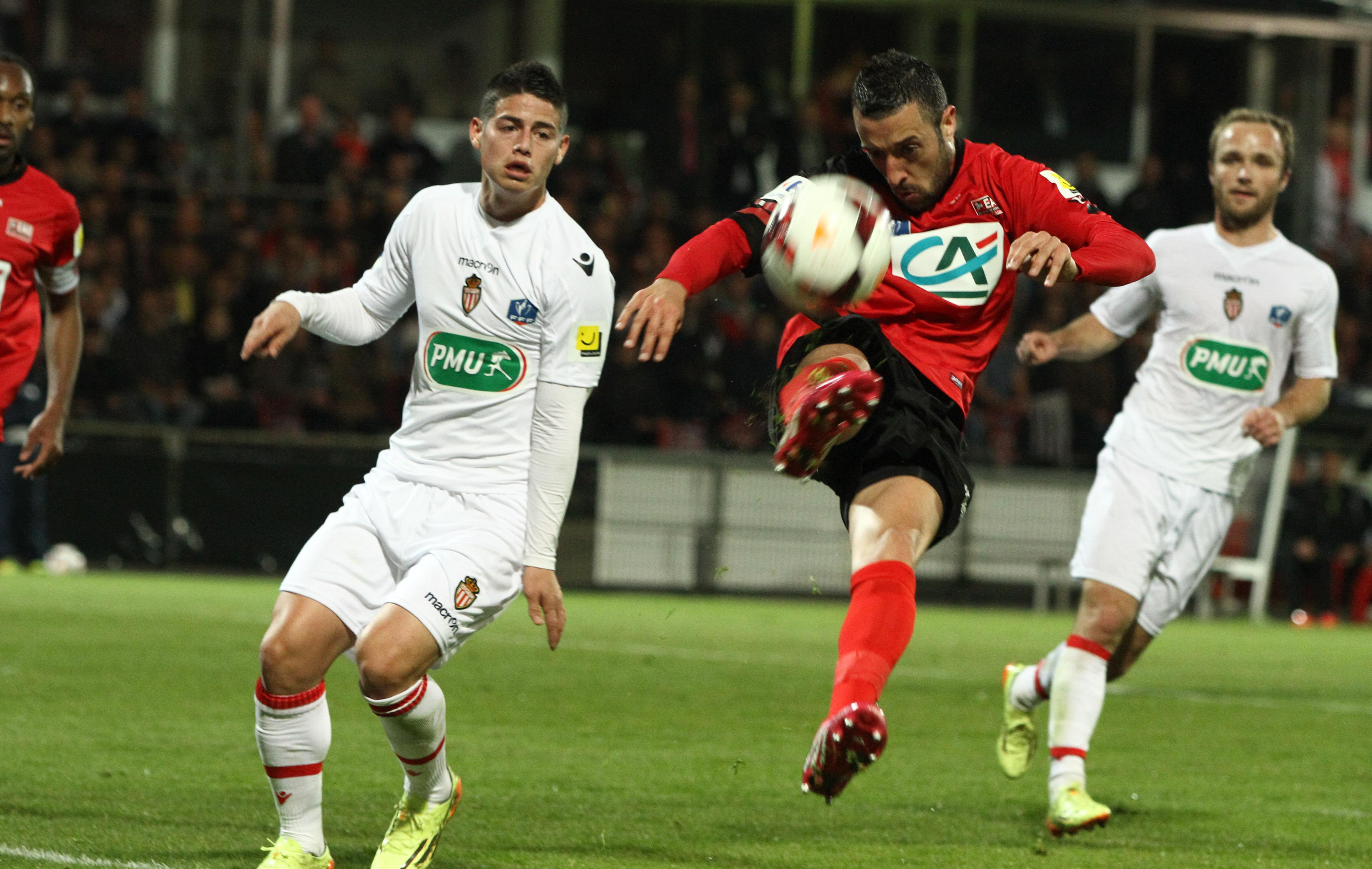 Tous les buts de guingamp cette saison en coupe coupe de france football - Guingamp coupe de france ...