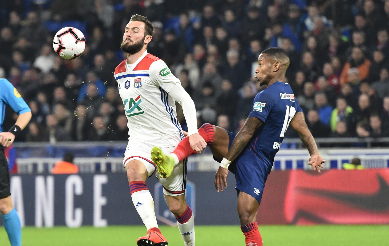 Football - Coupe de France - Tousart : «On a toujours senti Memphis concerné»