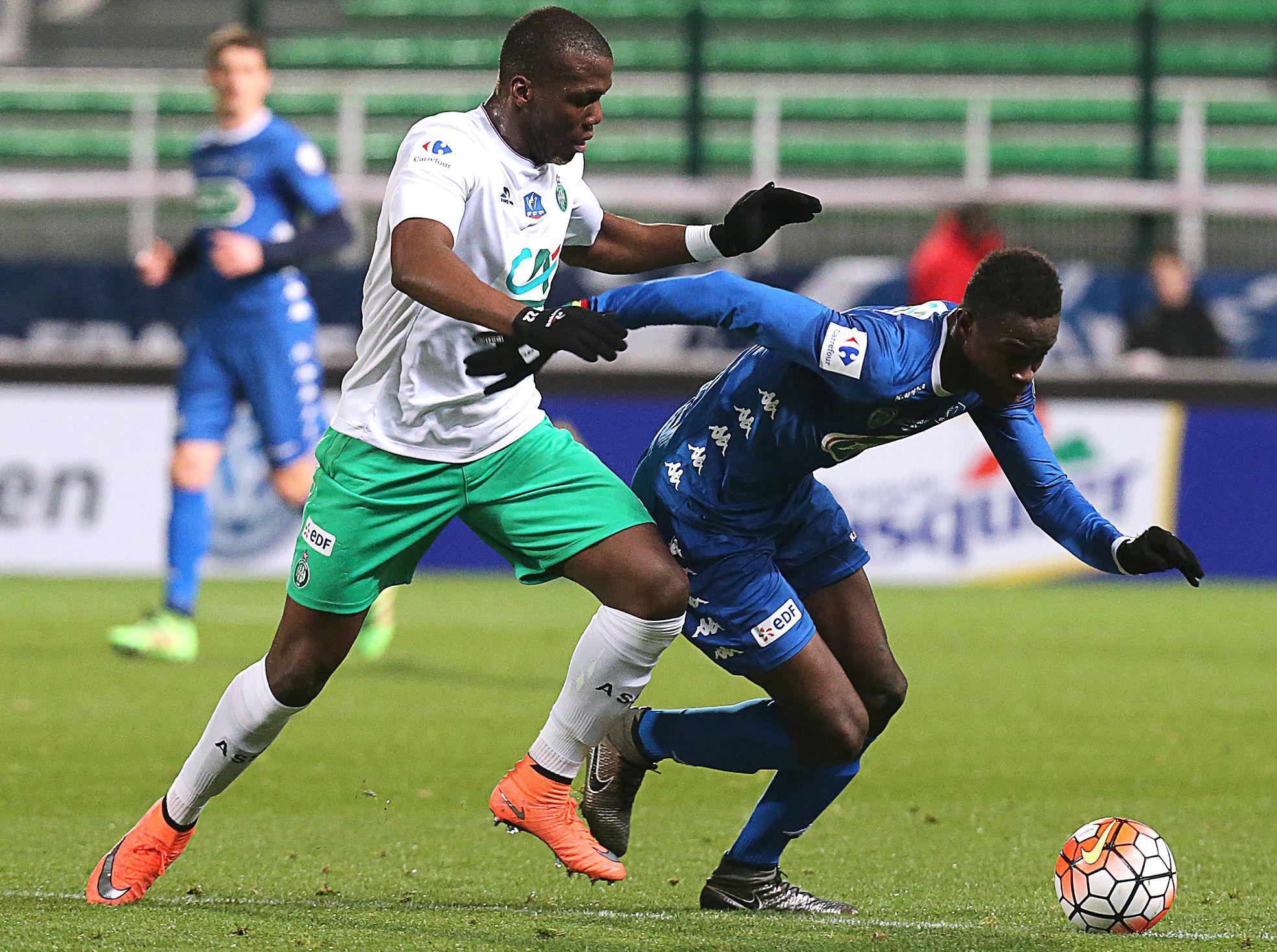 Troyes saint etienne en direct coupe de france football - Football coupe de france ...