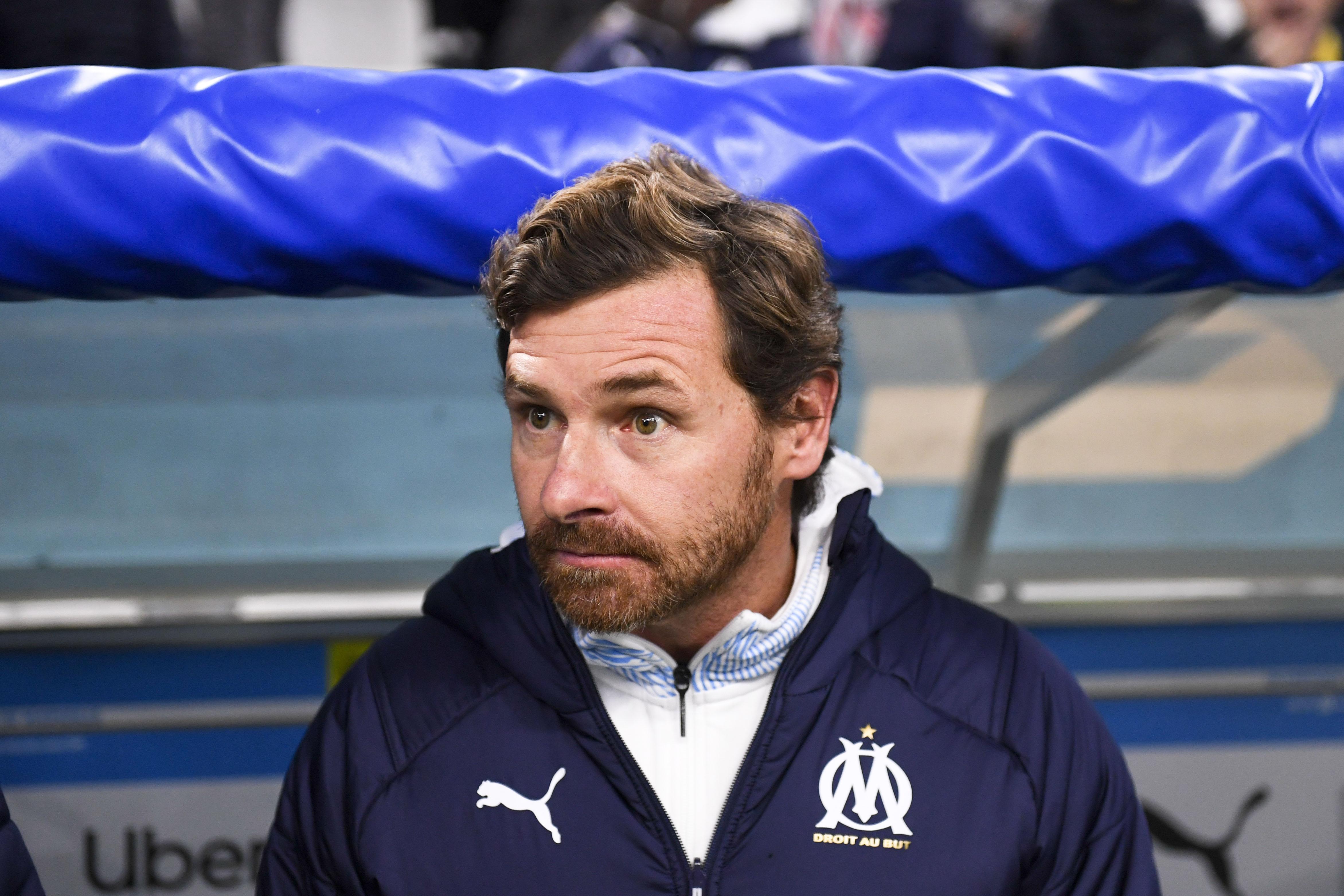 Football - Coupe de France - Villas-Boas : «Gagner un trophée avec l'OM, en L1 le PSG est hors-compétition»