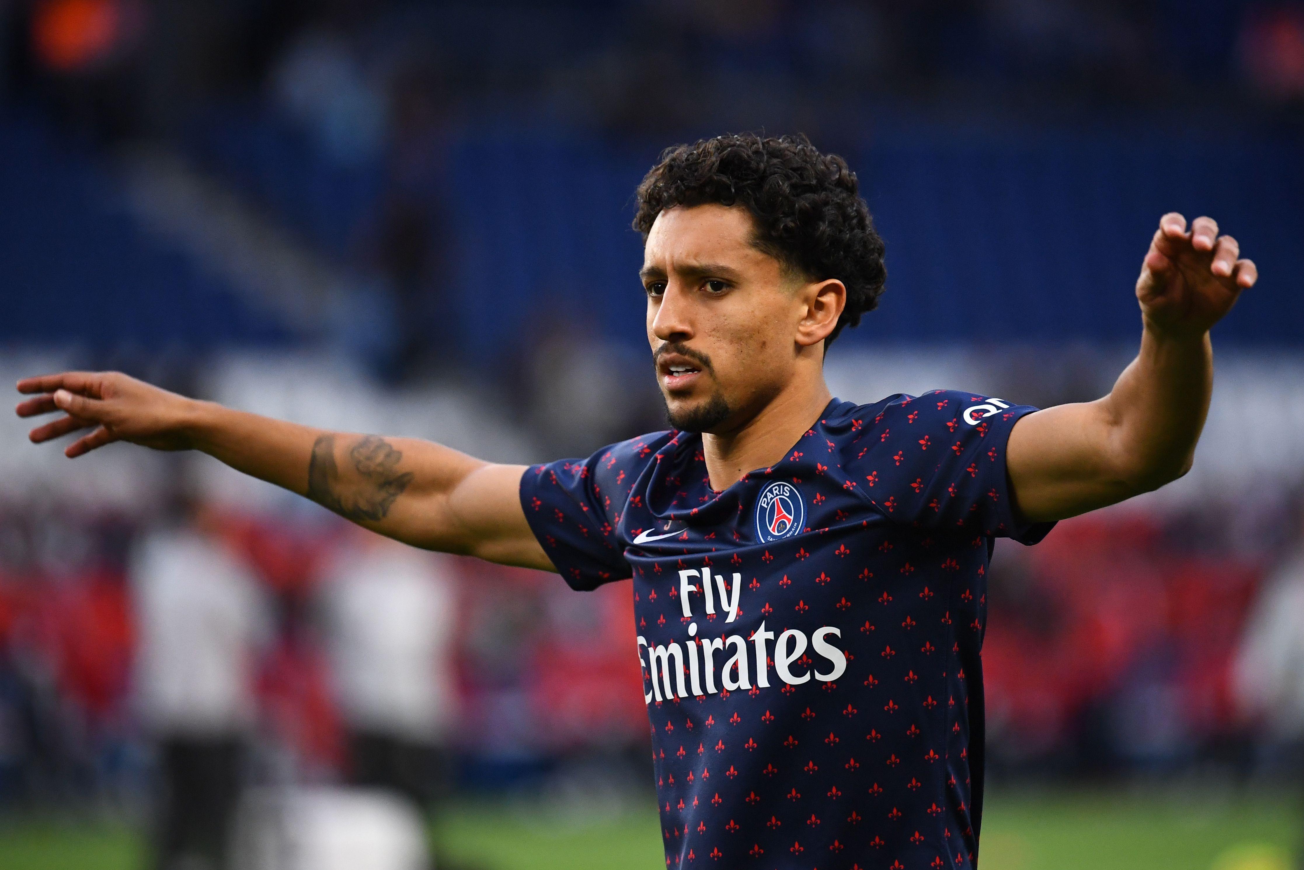 Football - Coupe de France - Marquinhos avant Rennes-PSG : «La saison serait ratée si on perd en finale»