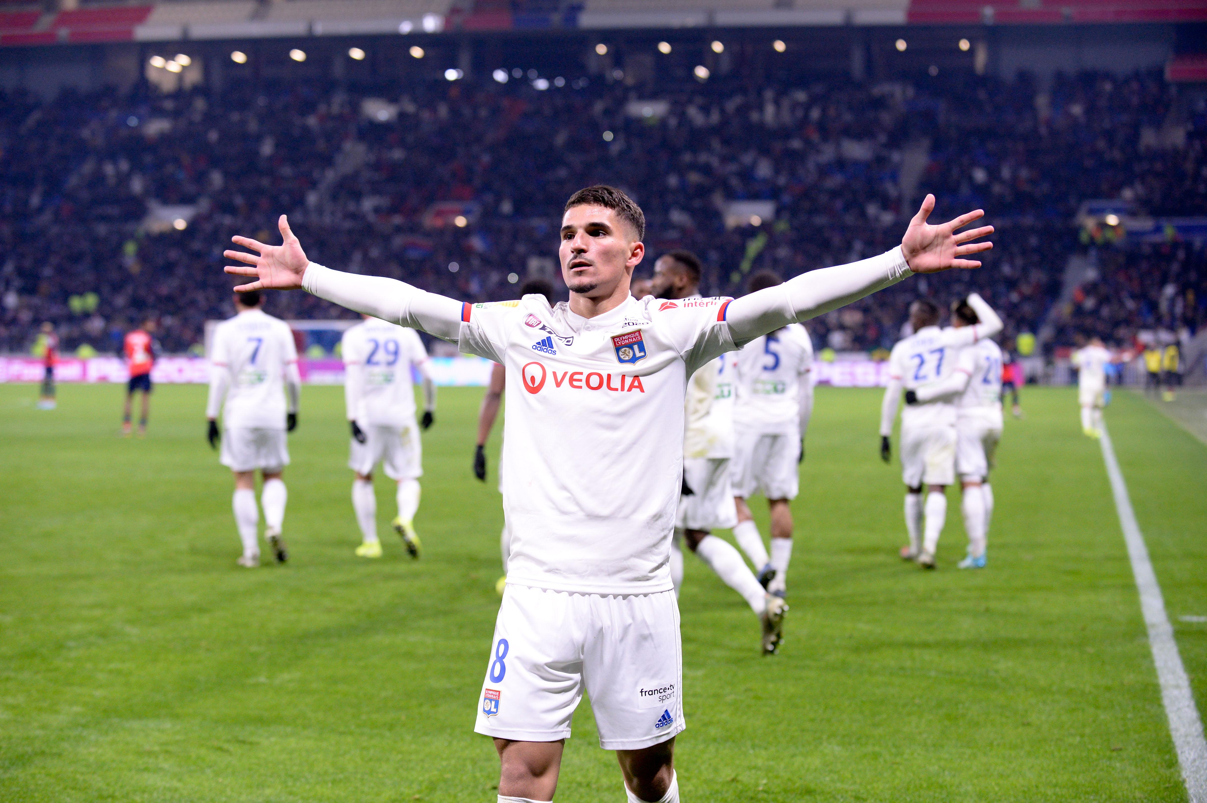 Football - Coupe de la Ligue - Aouar : «Fier de ramener tous les Lyonnais au Stade de France»