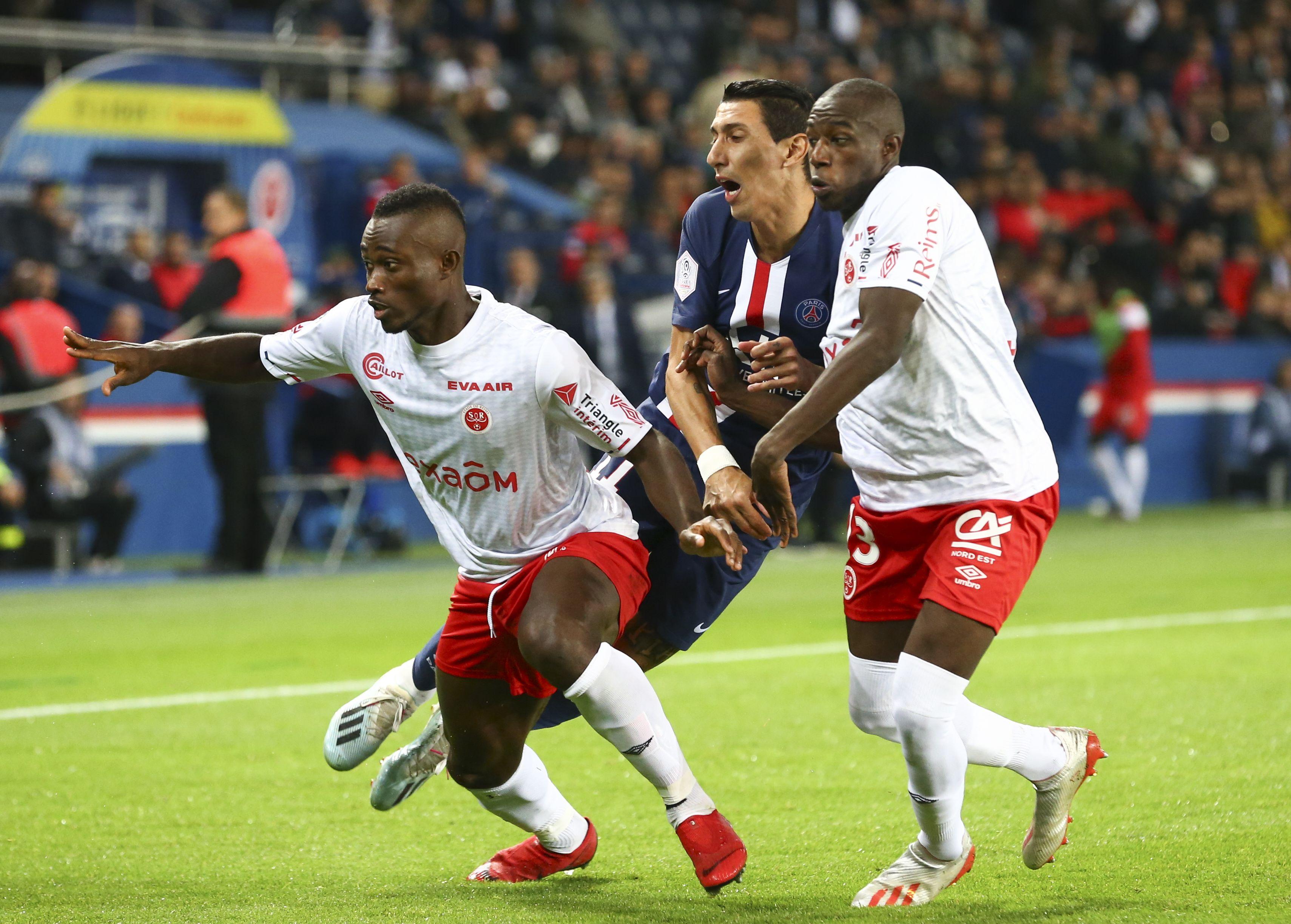 Football - Coupe de la Ligue - Coupe de la Ligue: Le PSG s' attaque à Reims ... meilleure défense d'Europe
